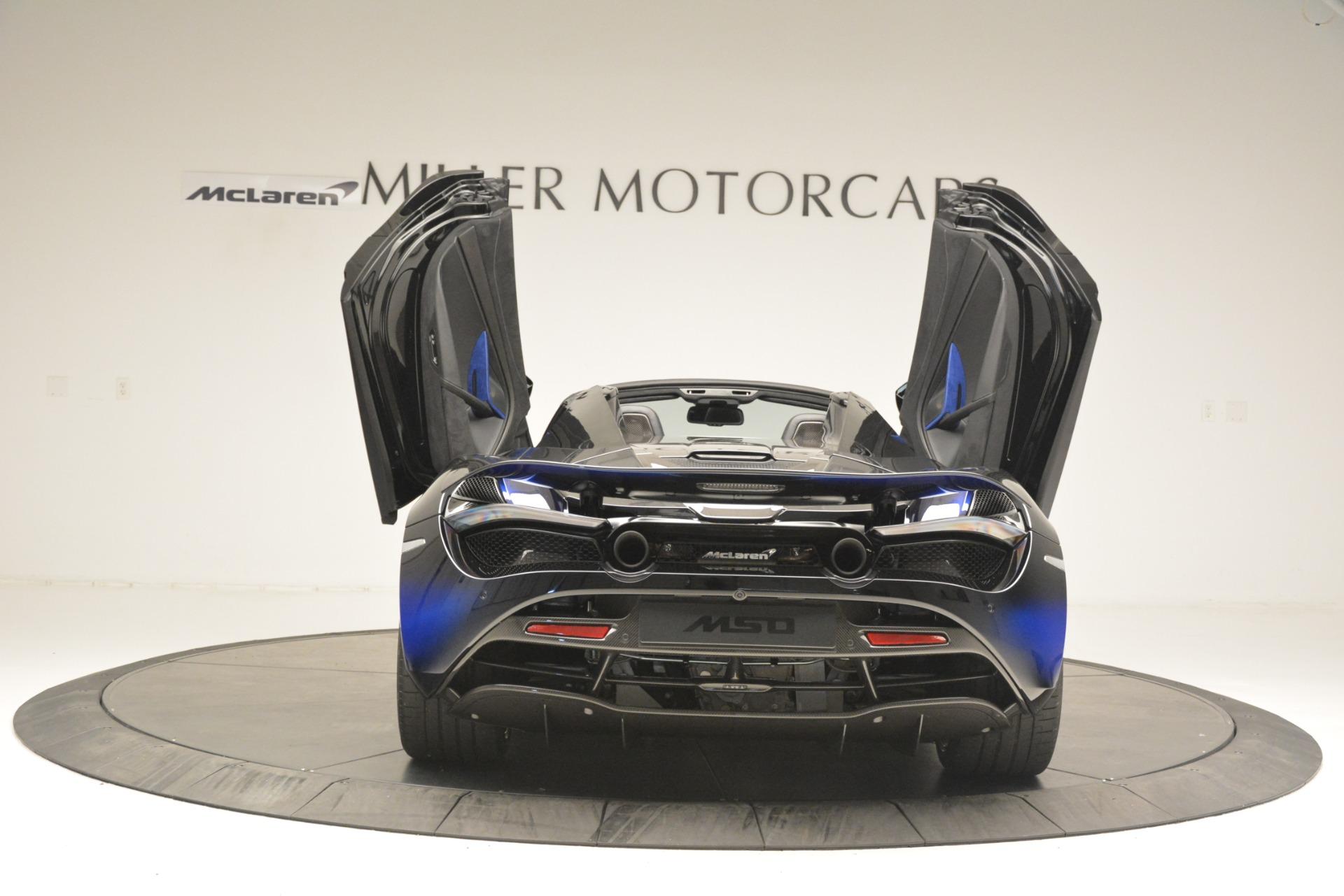 New 2020 McLaren 720s Spider For Sale In Westport, CT 3322_p20