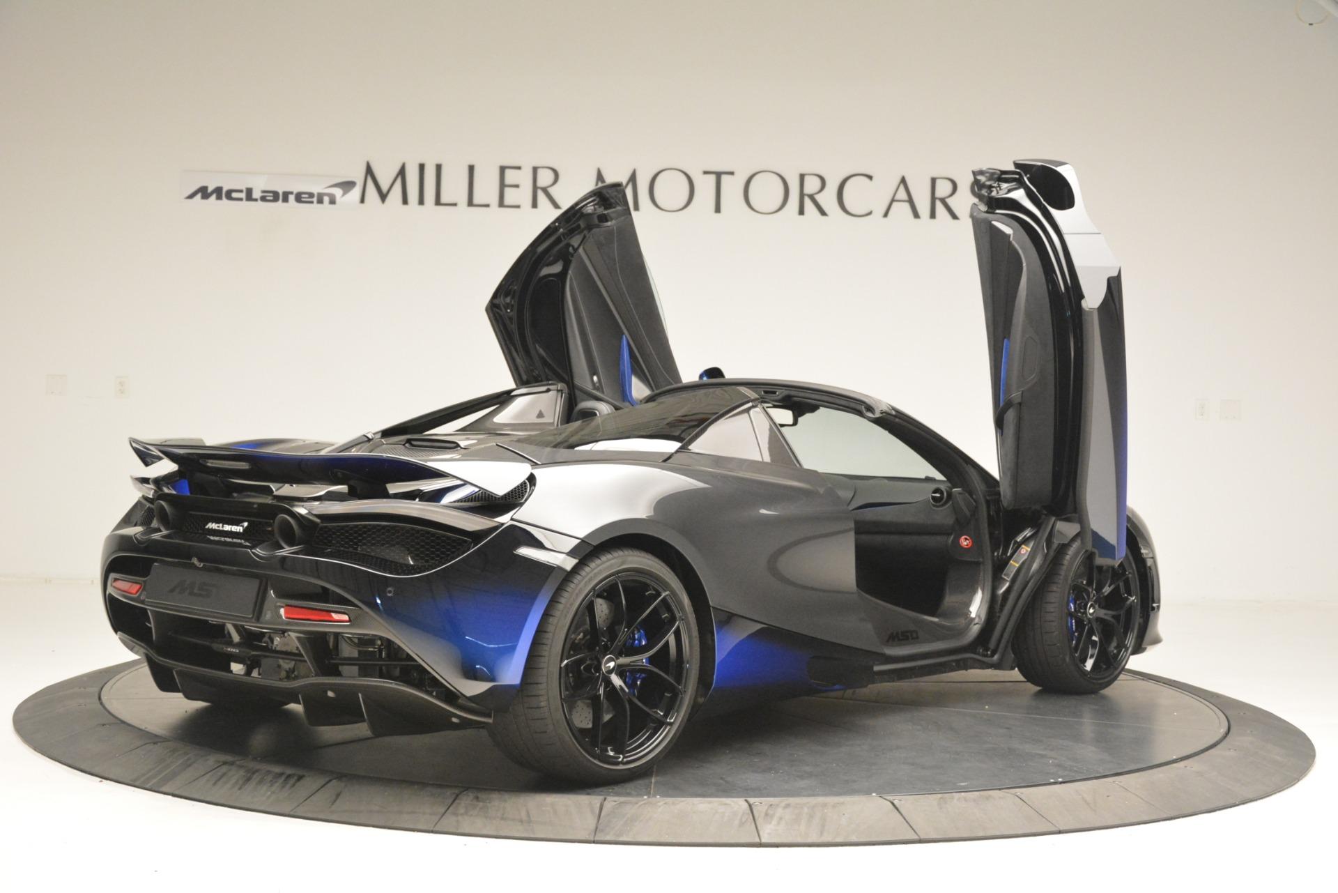 New 2020 McLaren 720s Spider For Sale In Westport, CT 3322_p21