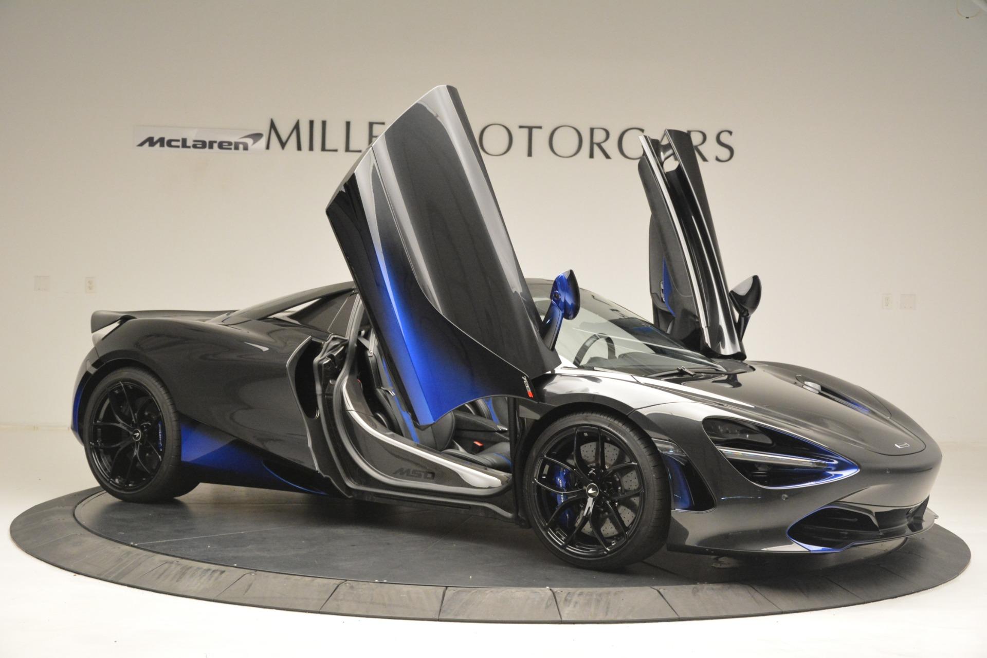 New 2020 McLaren 720s Spider For Sale In Westport, CT 3322_p22