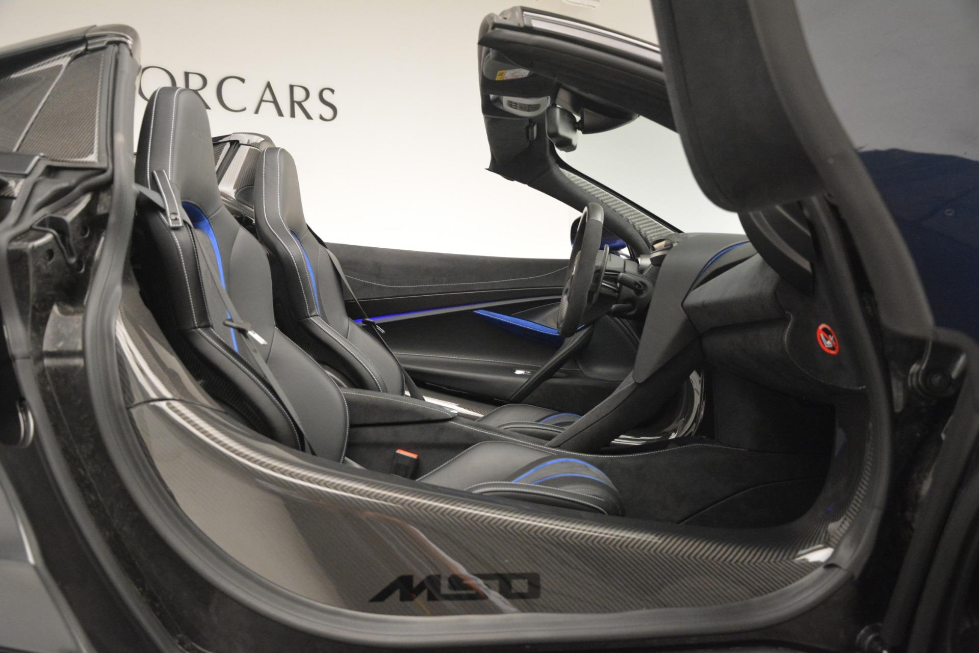 New 2020 McLaren 720s Spider For Sale In Westport, CT 3322_p23