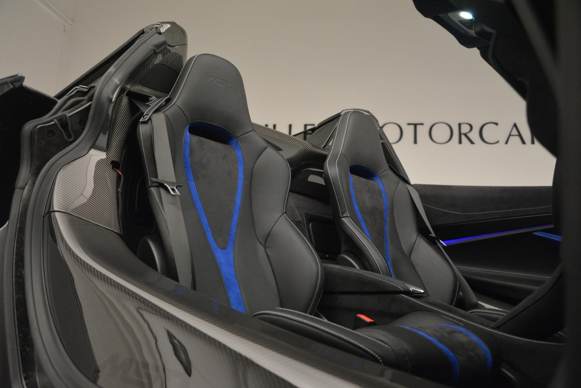 New 2020 McLaren 720s Spider For Sale In Westport, CT 3322_p25