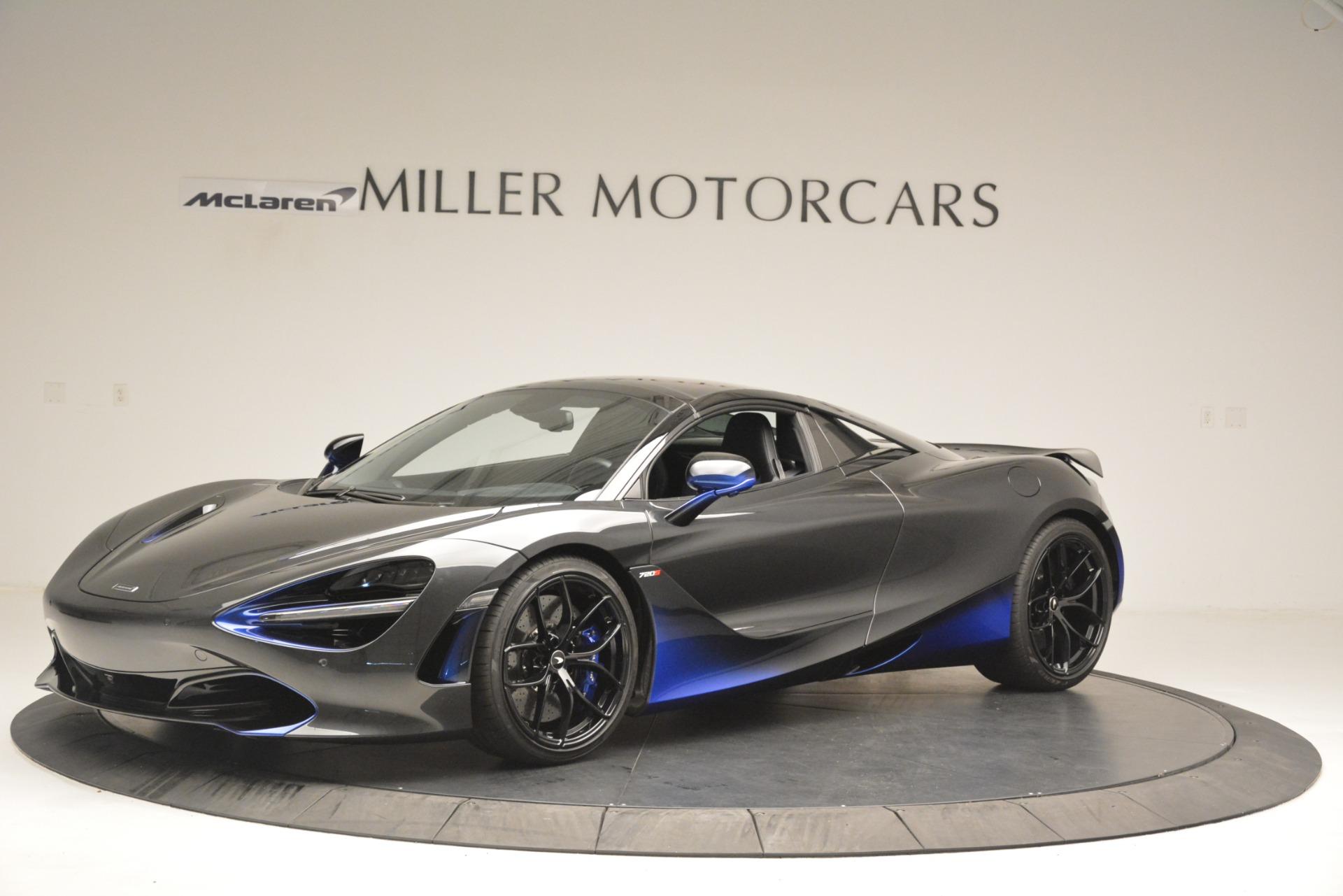 New 2020 McLaren 720s Spider For Sale In Westport, CT 3322_p2