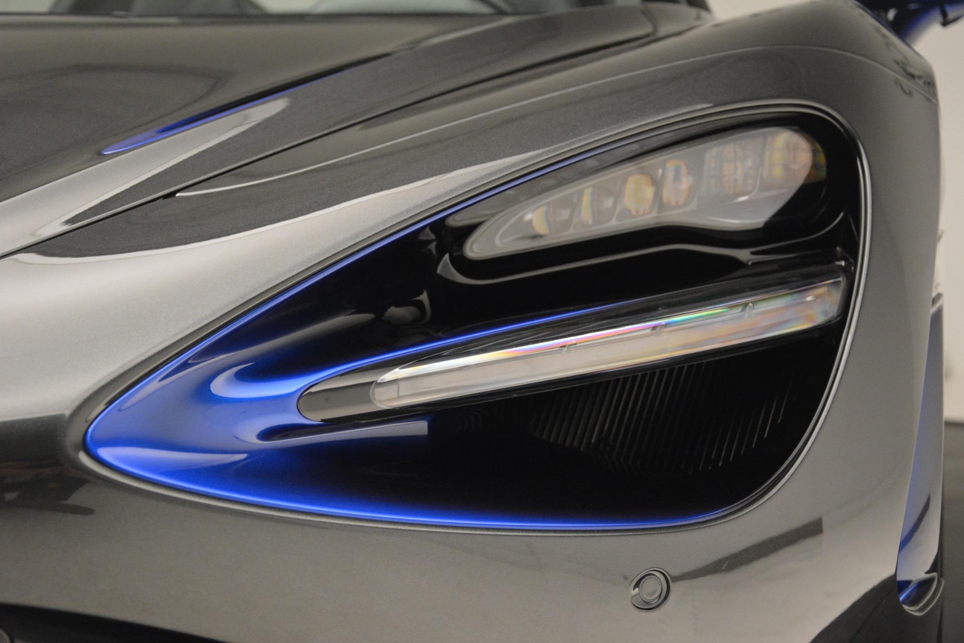 New 2020 McLaren 720s Spider For Sale In Westport, CT 3322_p38