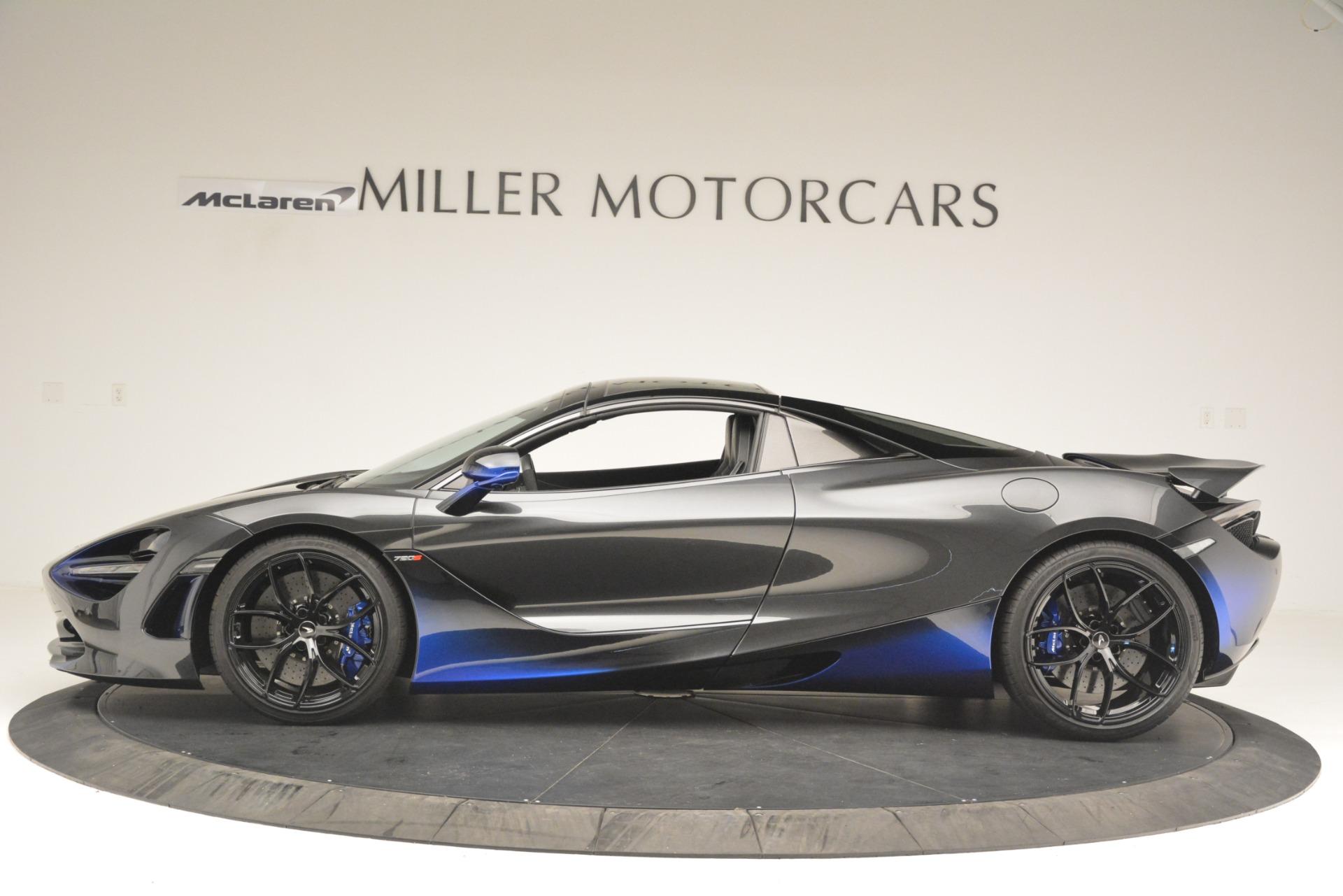 New 2020 McLaren 720s Spider For Sale In Westport, CT 3322_p3