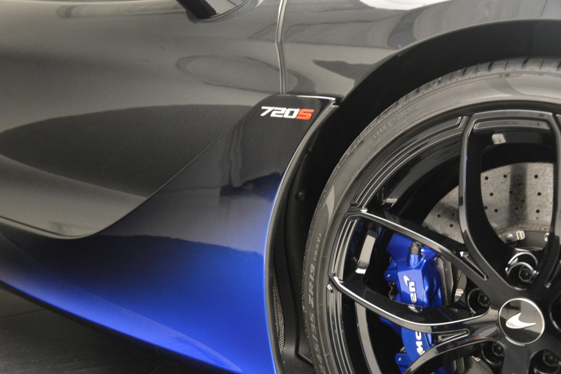 New 2020 McLaren 720s Spider For Sale In Westport, CT 3322_p40