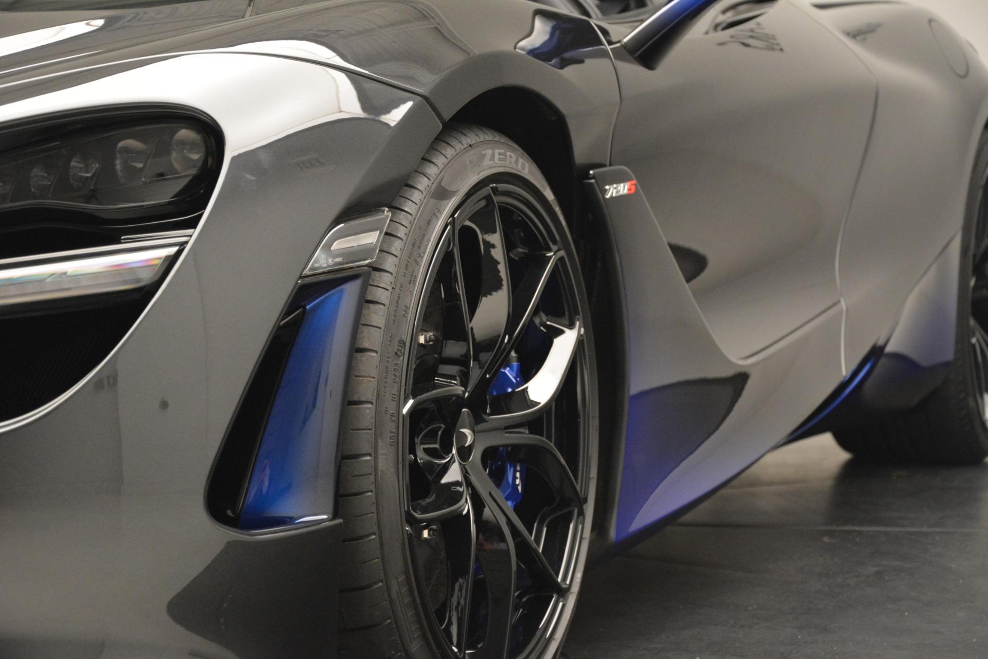 New 2020 McLaren 720s Spider For Sale In Westport, CT 3322_p41