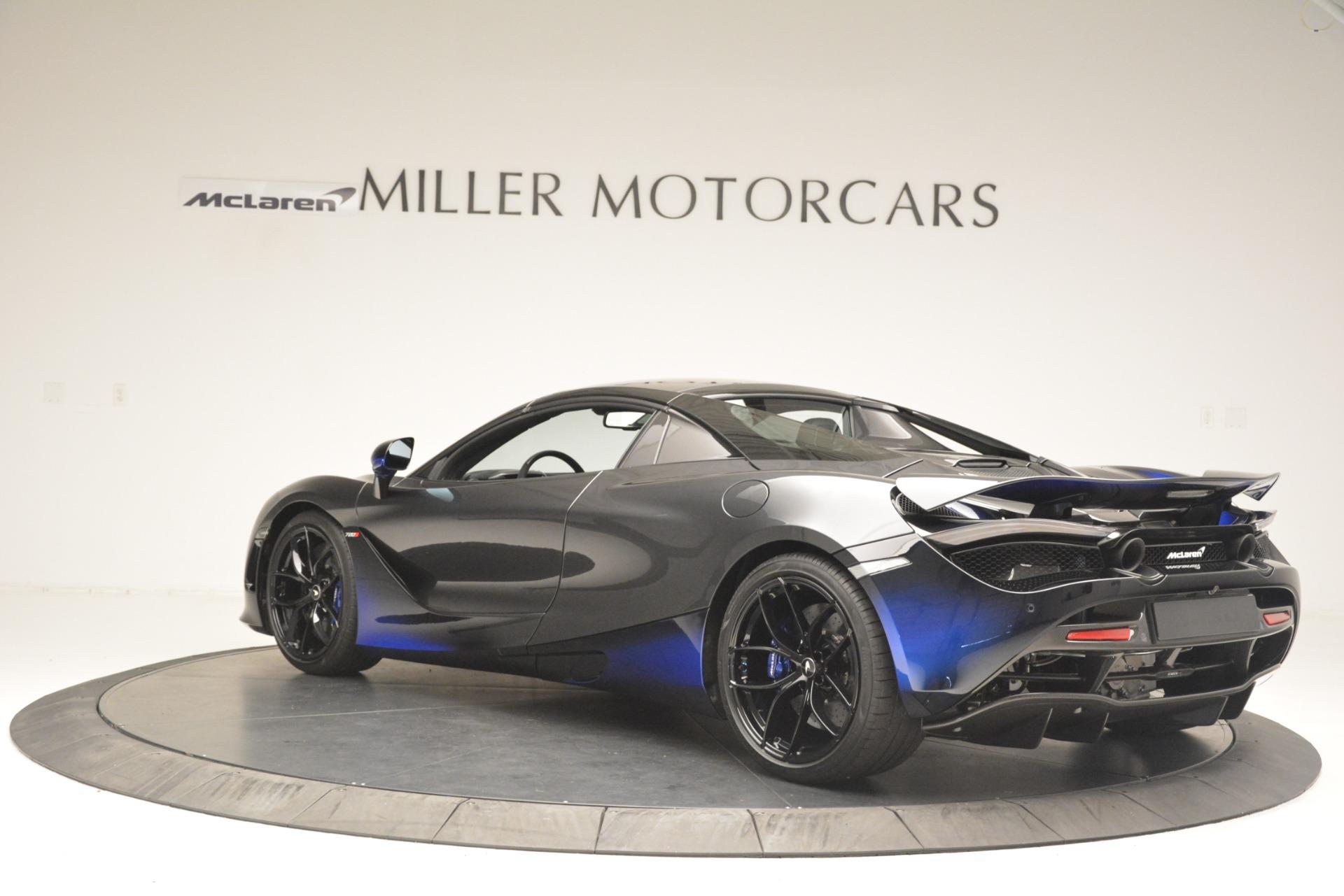 New 2020 McLaren 720s Spider For Sale In Westport, CT 3322_p4