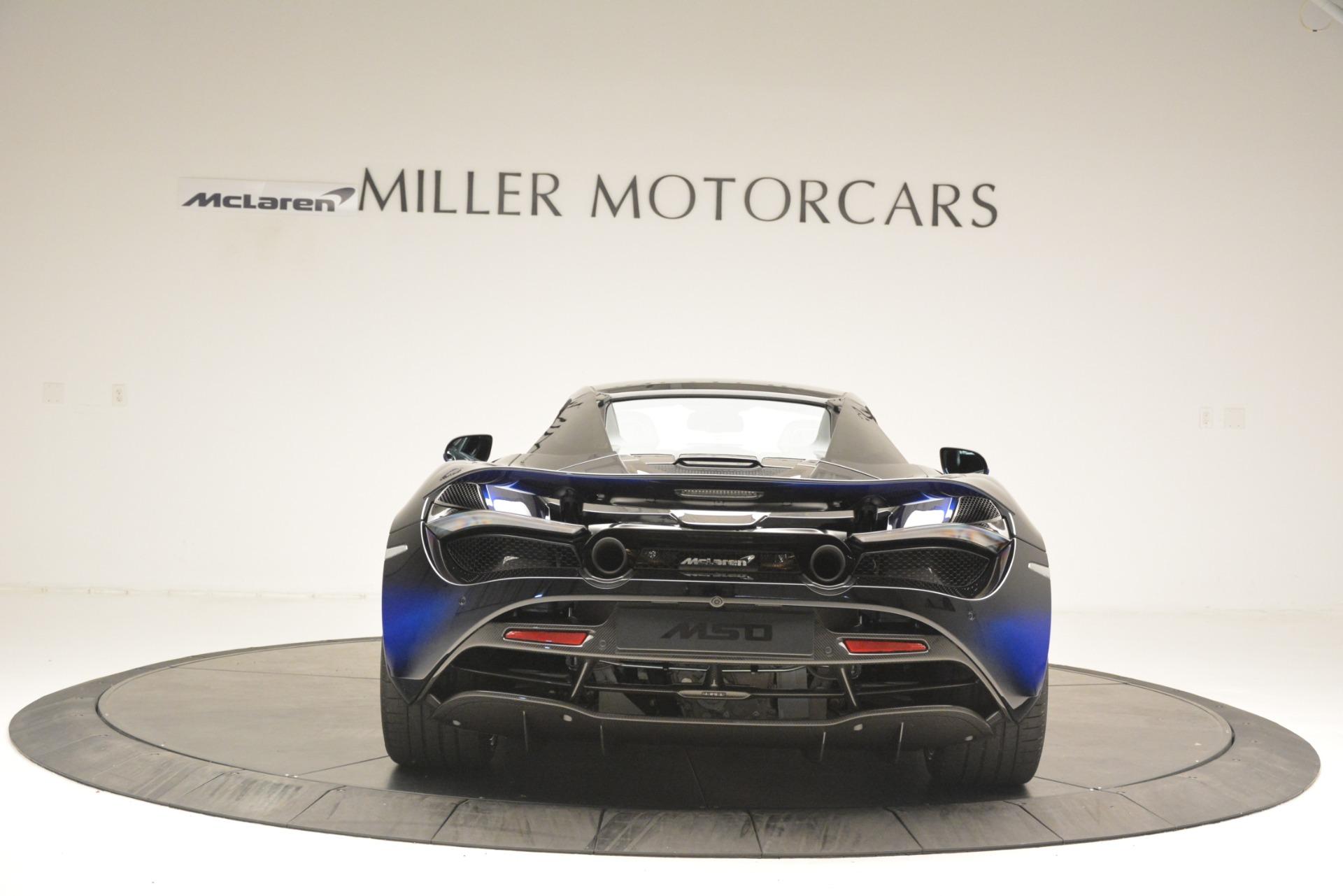 New 2020 McLaren 720s Spider For Sale In Westport, CT 3322_p5