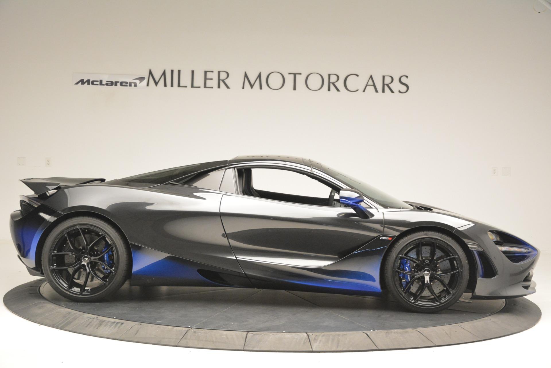 New 2020 McLaren 720s Spider For Sale In Westport, CT 3322_p7