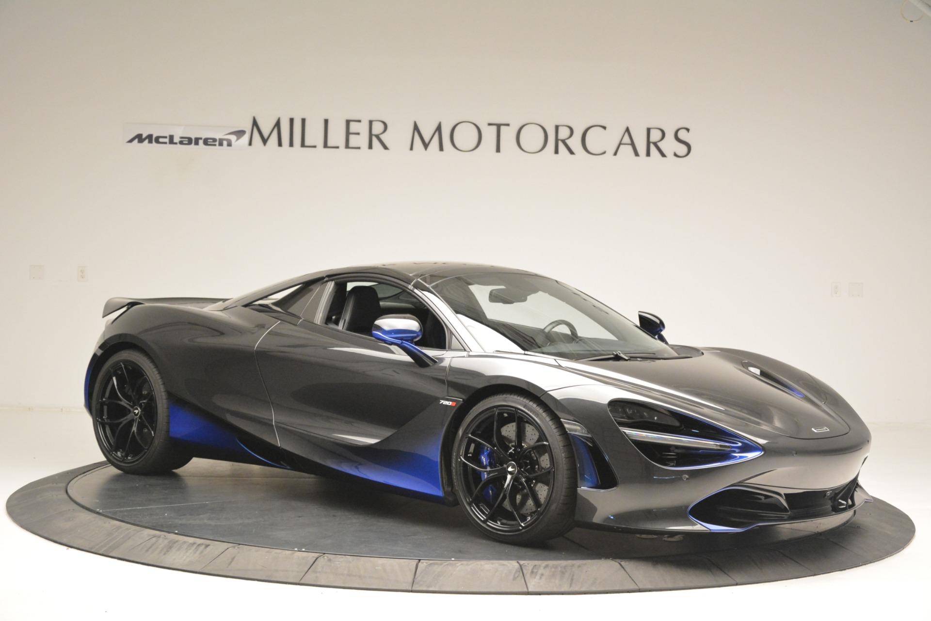 New 2020 McLaren 720s Spider For Sale In Westport, CT 3322_p8