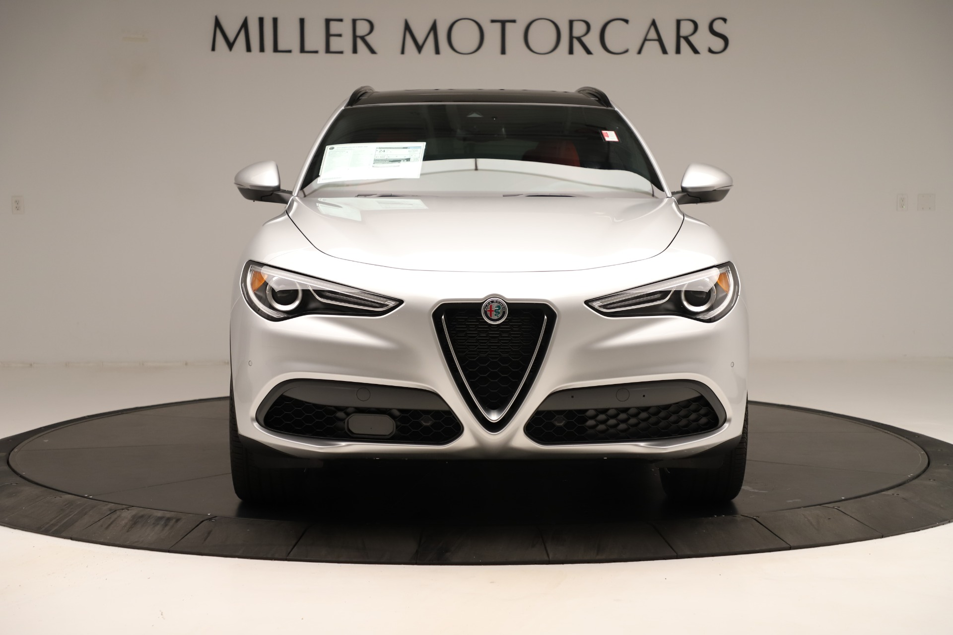 New 2019 Alfa Romeo Stelvio Ti Sport Q4 For Sale In Westport, CT 3323_p12