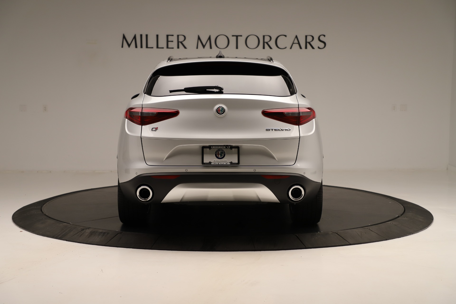 New 2019 Alfa Romeo Stelvio Ti Sport Q4 For Sale In Westport, CT 3323_p6