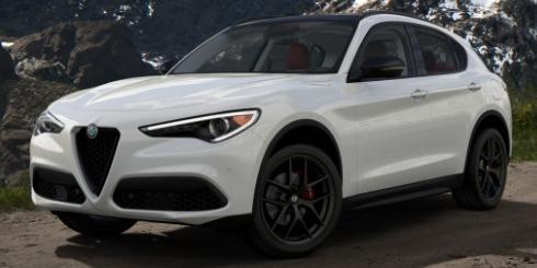 New 2019 Alfa Romeo Stelvio Ti Q4 For Sale In Westport, CT 3324_main