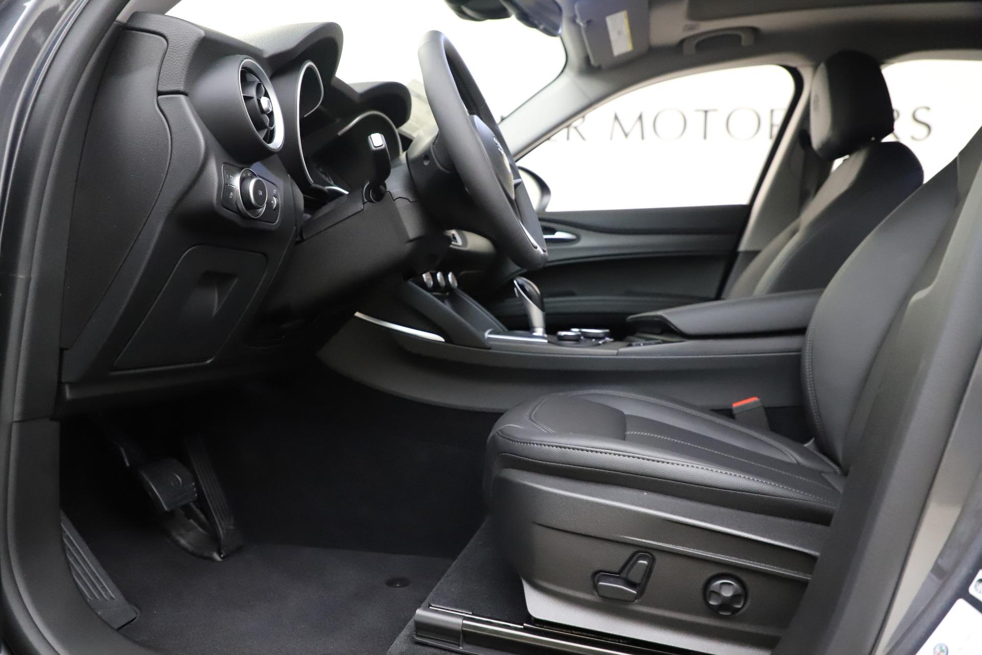 New 2019 Alfa Romeo Stelvio Ti Q4 For Sale In Westport, CT 3326_p14