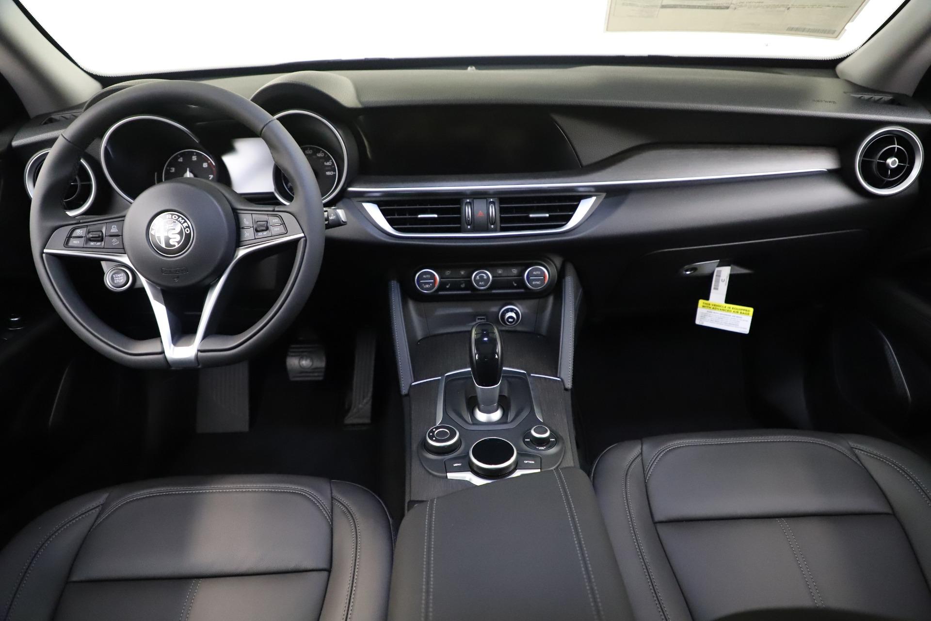 New 2019 Alfa Romeo Stelvio Ti Q4 For Sale In Westport, CT 3326_p16