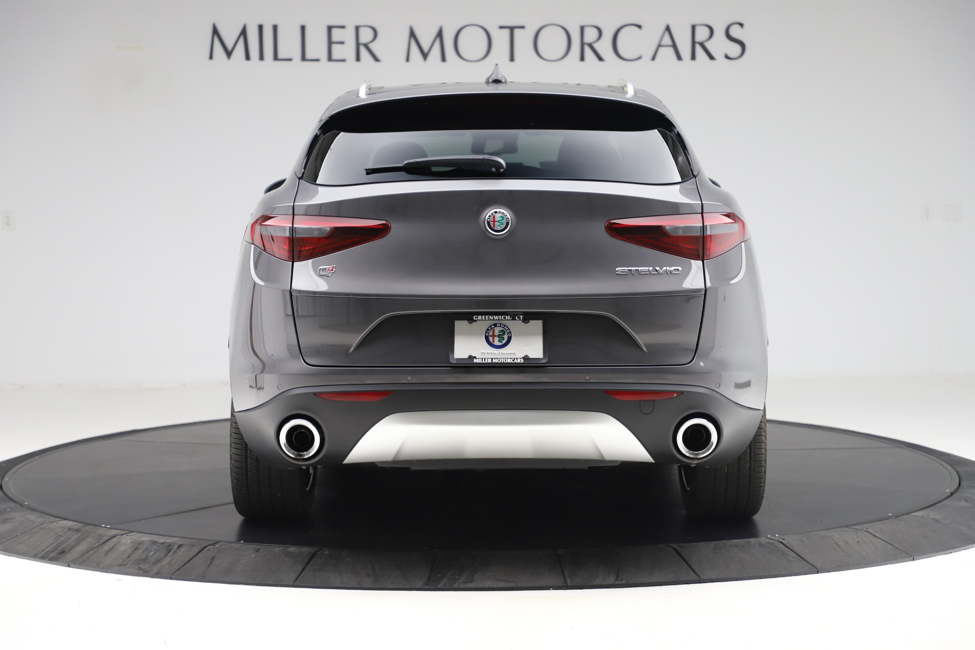 New 2019 Alfa Romeo Stelvio Ti Q4 For Sale In Westport, CT 3326_p6