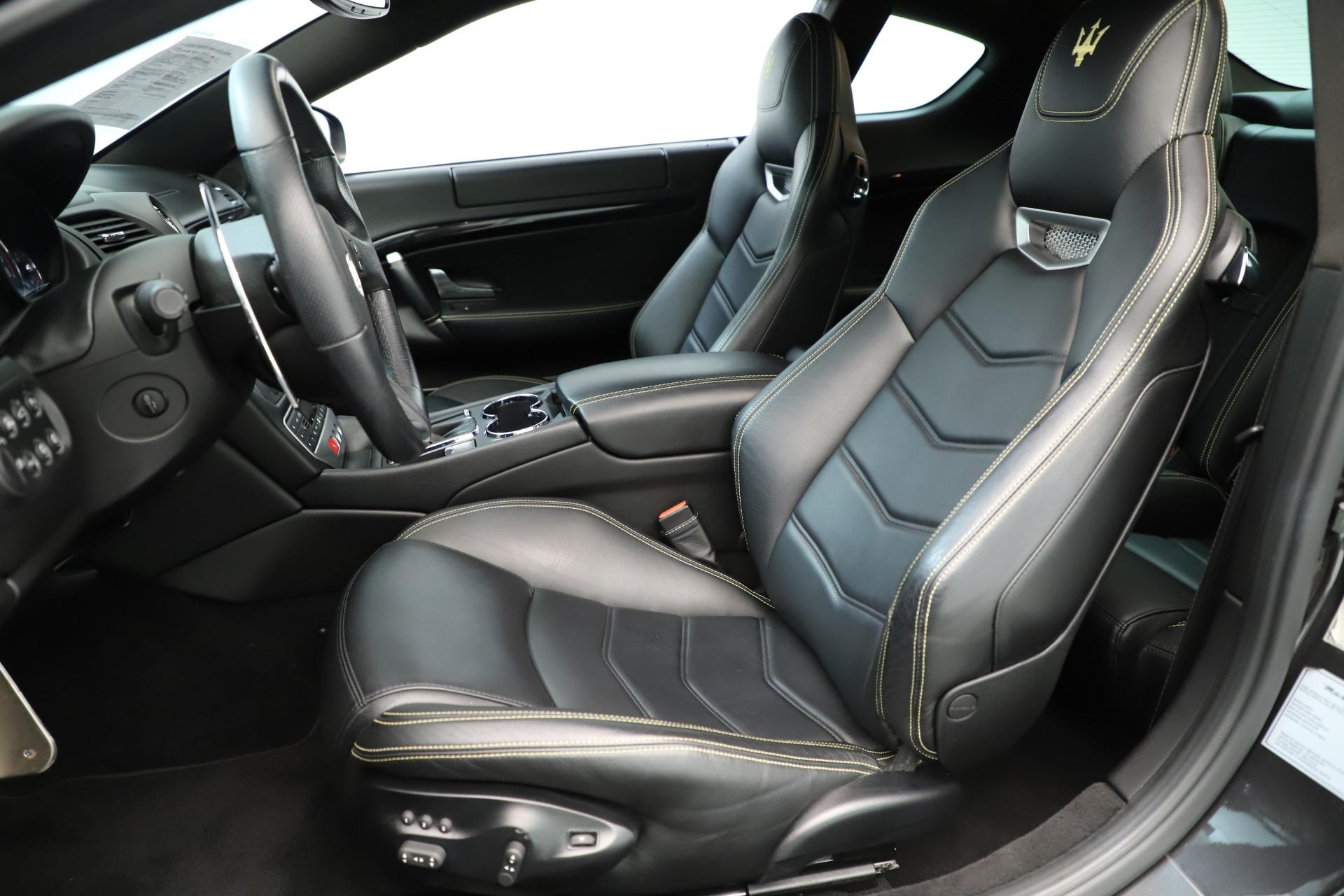 Used 2013 Maserati GranTurismo Sport For Sale In Westport, CT 3327_p15