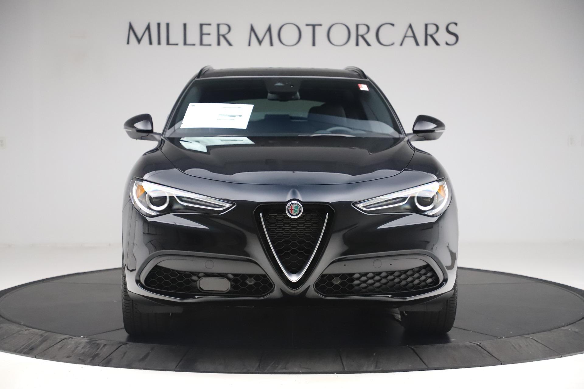 New 2019 Alfa Romeo Stelvio Ti Q4 For Sale In Westport, CT 3330_p12