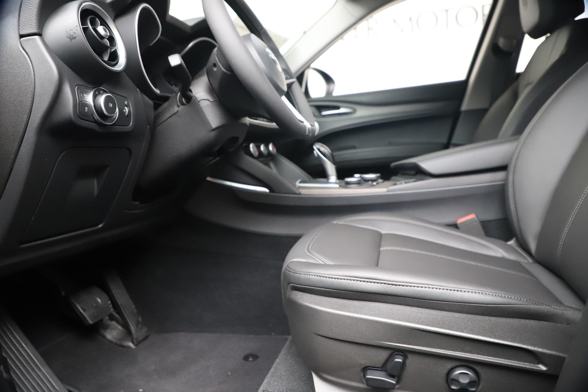 New 2019 Alfa Romeo Stelvio Ti Q4 For Sale In Westport, CT 3330_p14