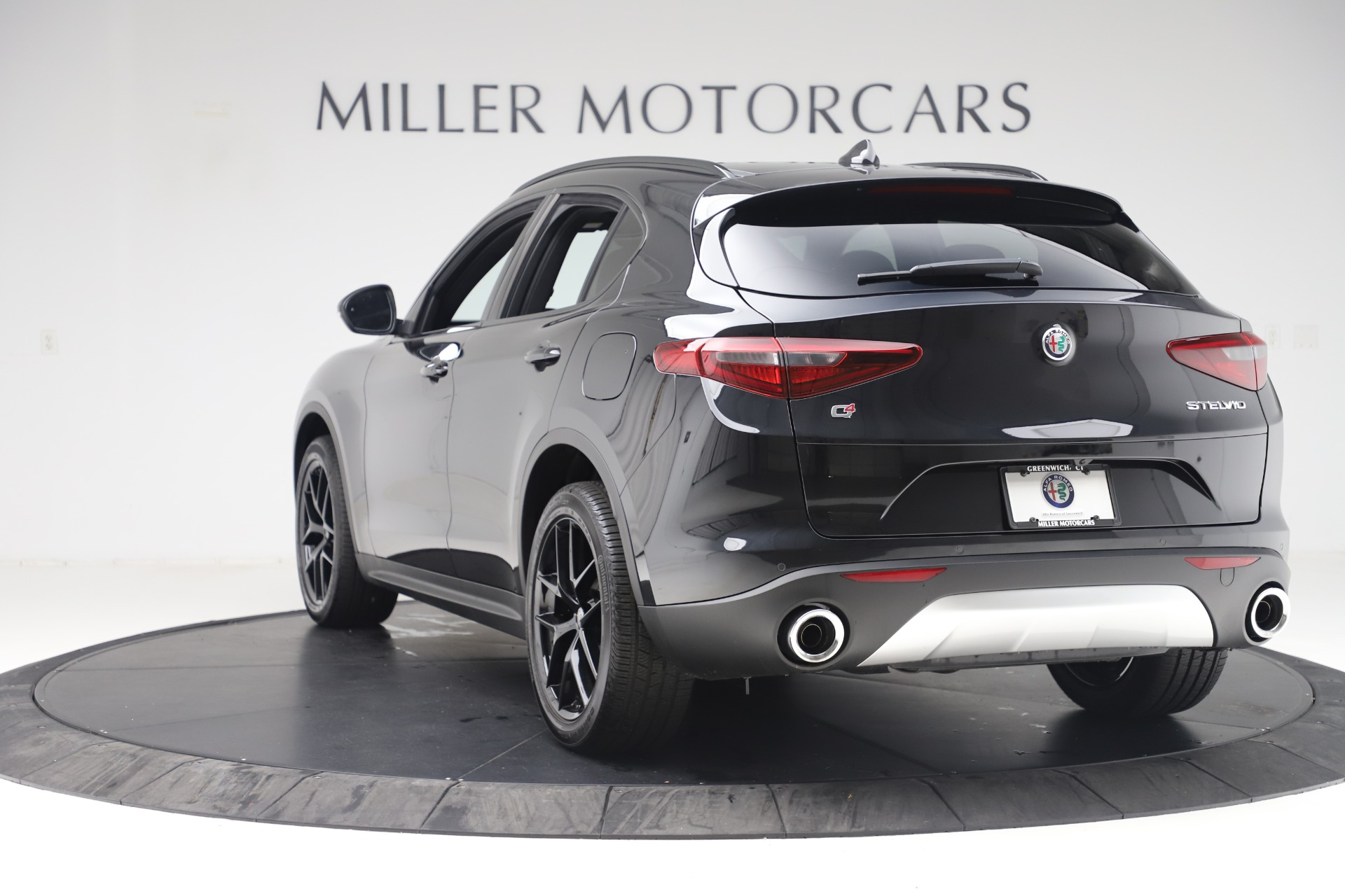 New 2019 Alfa Romeo Stelvio Ti Q4 For Sale In Westport, CT 3330_p5