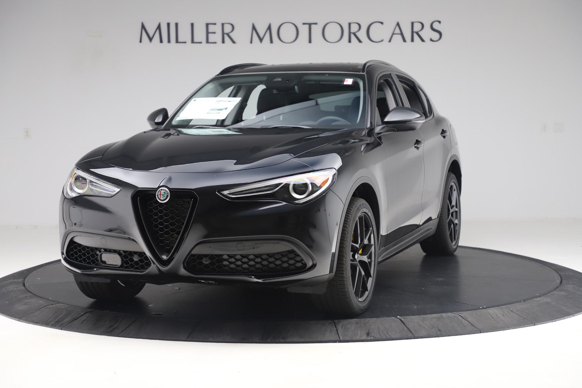 New 2019 Alfa Romeo Stelvio Ti Q4 For Sale In Westport, CT 3331_main