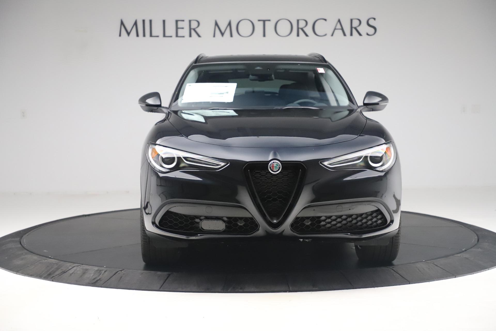 New 2019 Alfa Romeo Stelvio Ti Q4 For Sale In Westport, CT 3331_p12