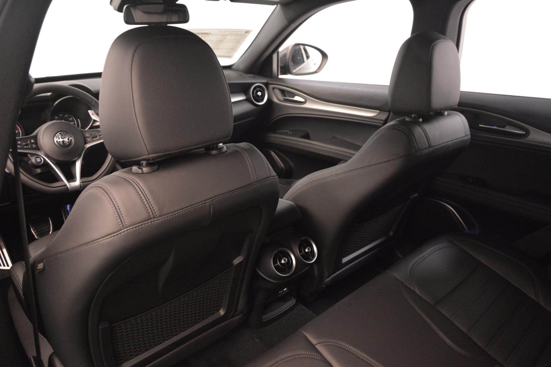 New 2019 Alfa Romeo Stelvio Ti Q4 For Sale In Westport, CT 3331_p20