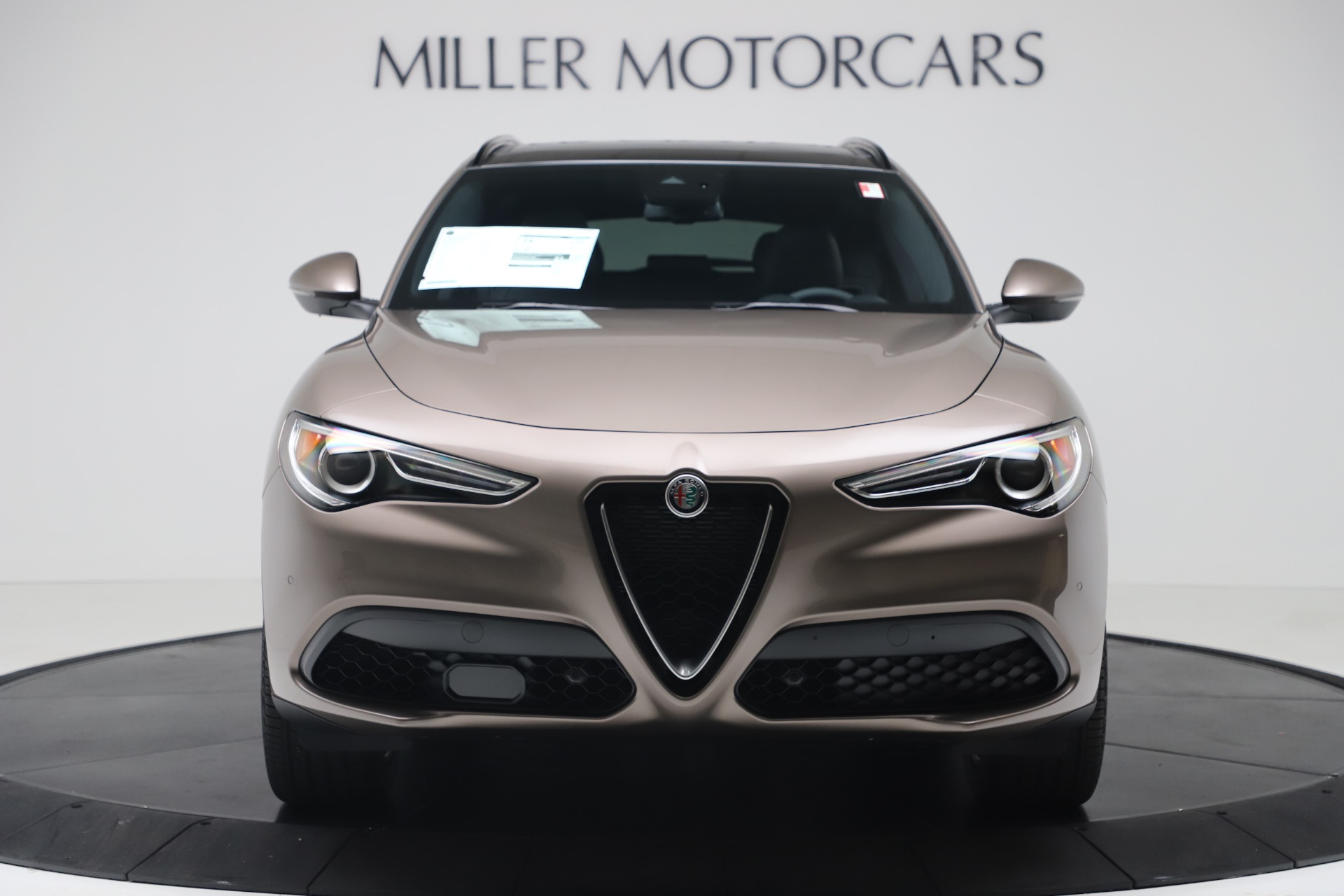 New 2019 Alfa Romeo Stelvio Ti Sport Q4 For Sale In Westport, CT 3337_p12