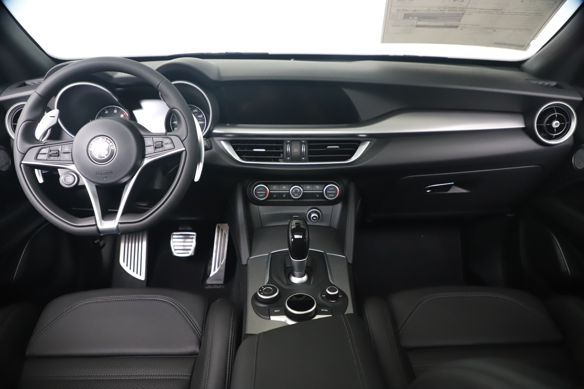 New 2019 Alfa Romeo Stelvio Ti Sport Q4 For Sale In Westport, CT 3337_p16