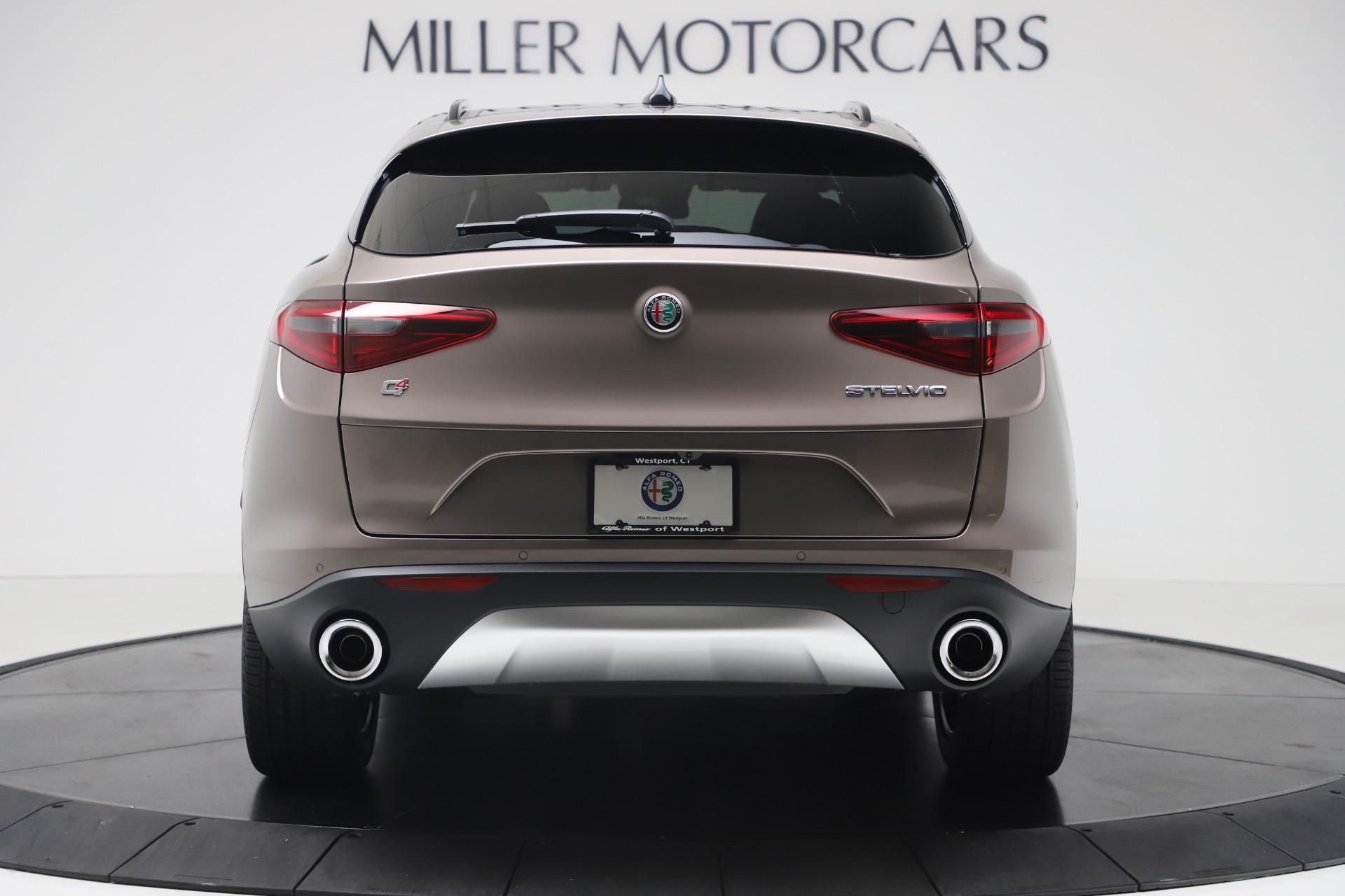 New 2019 Alfa Romeo Stelvio Ti Sport Q4 For Sale In Westport, CT 3337_p6