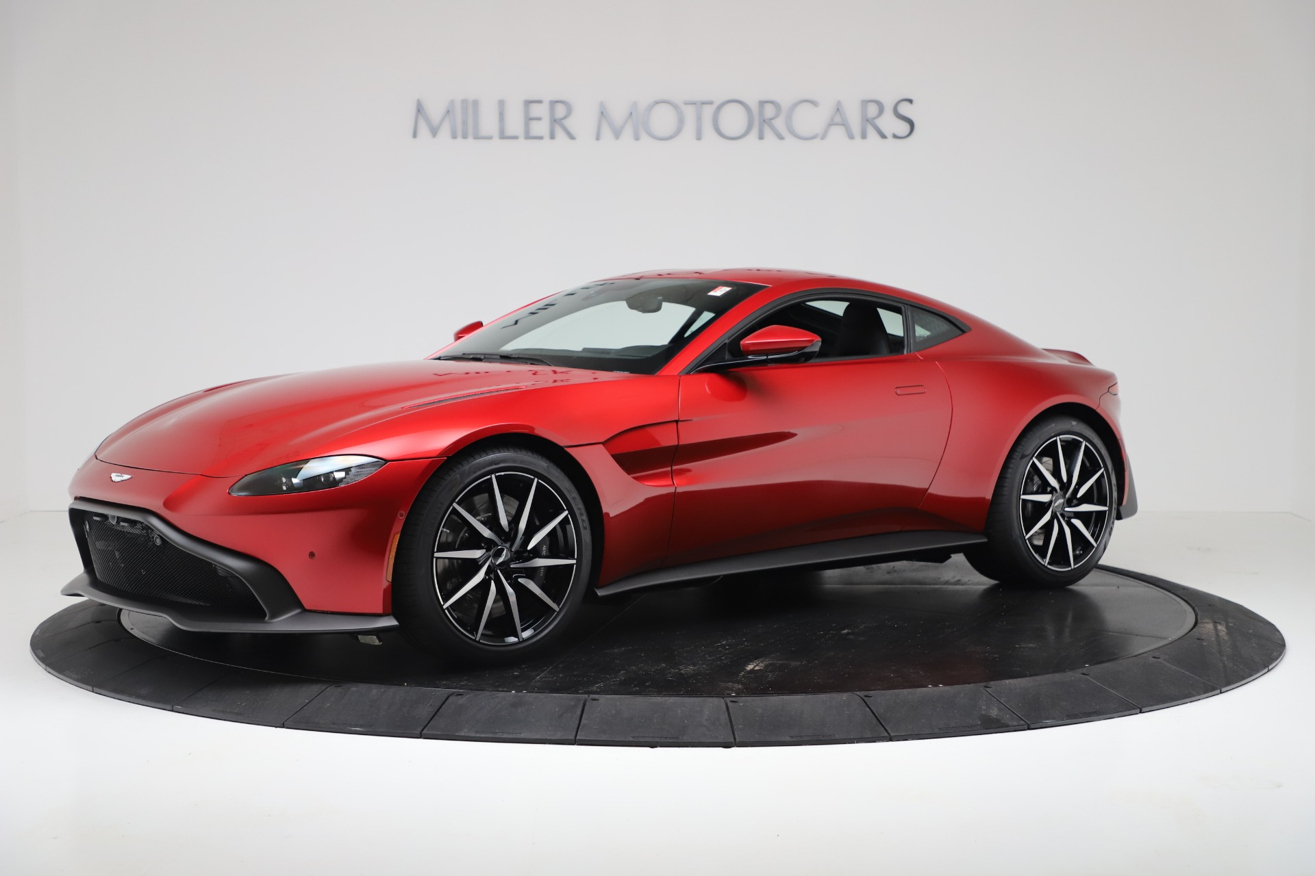 New 2020 Aston Martin Vantage Coupe For Sale In Westport, CT 3343_main