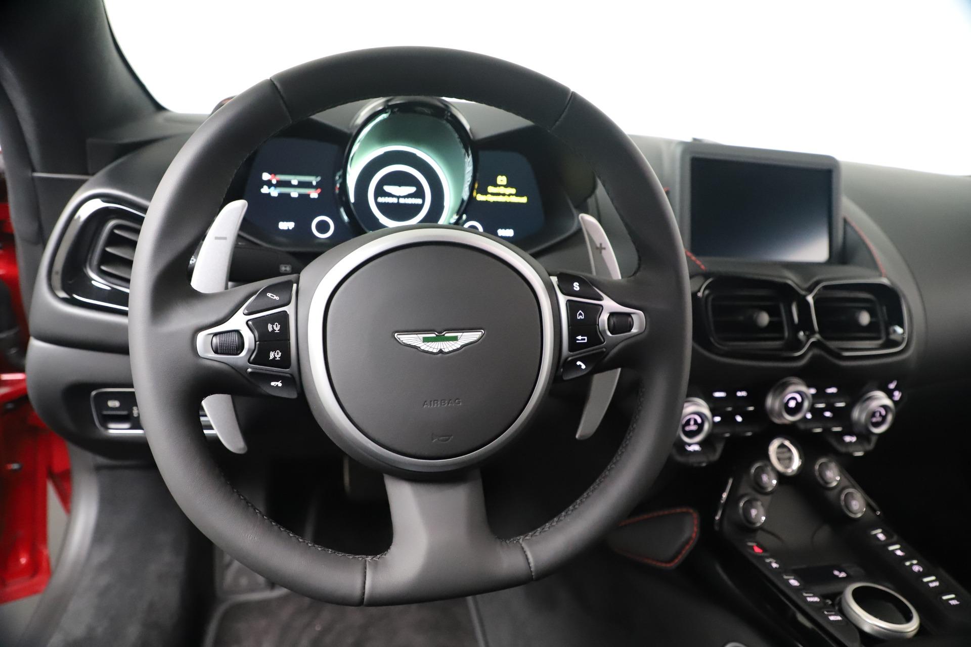 New 2020 Aston Martin Vantage V8 For Sale In Westport, CT 3343_p17