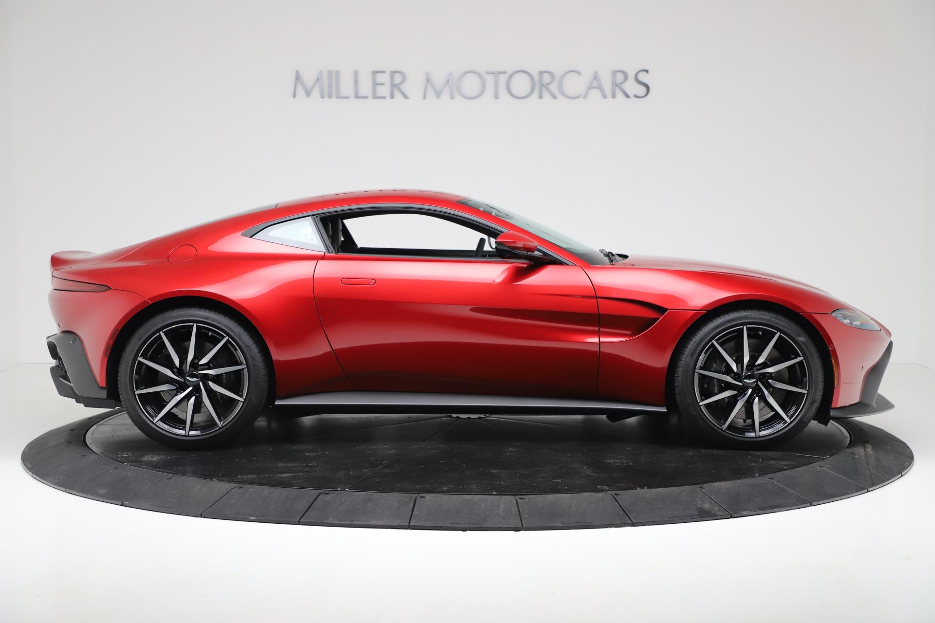 New 2020 Aston Martin Vantage V8 For Sale In Westport, CT 3343_p9