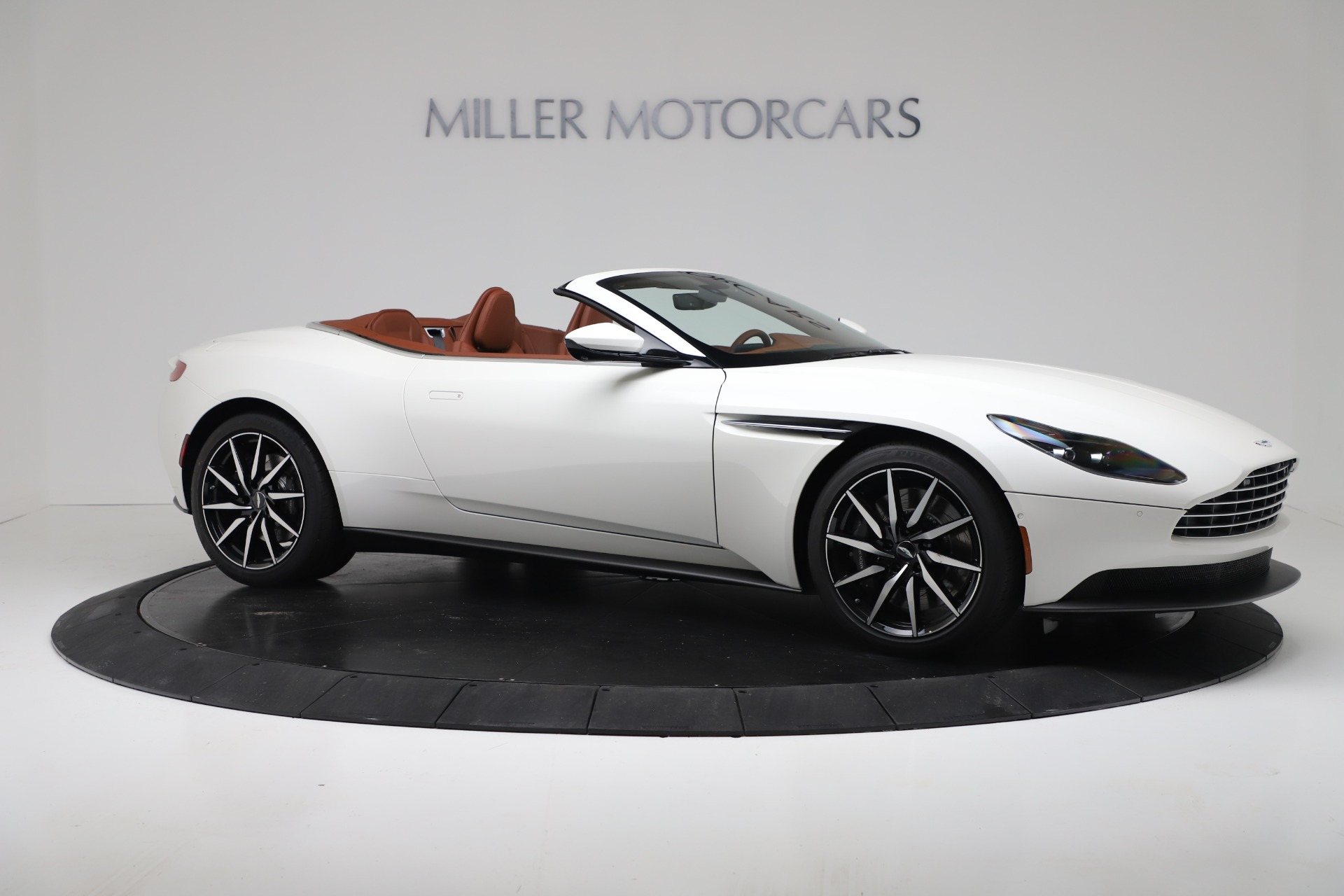 New 2019 Aston Martin DB11 V8 For Sale In Westport, CT 3344_p10