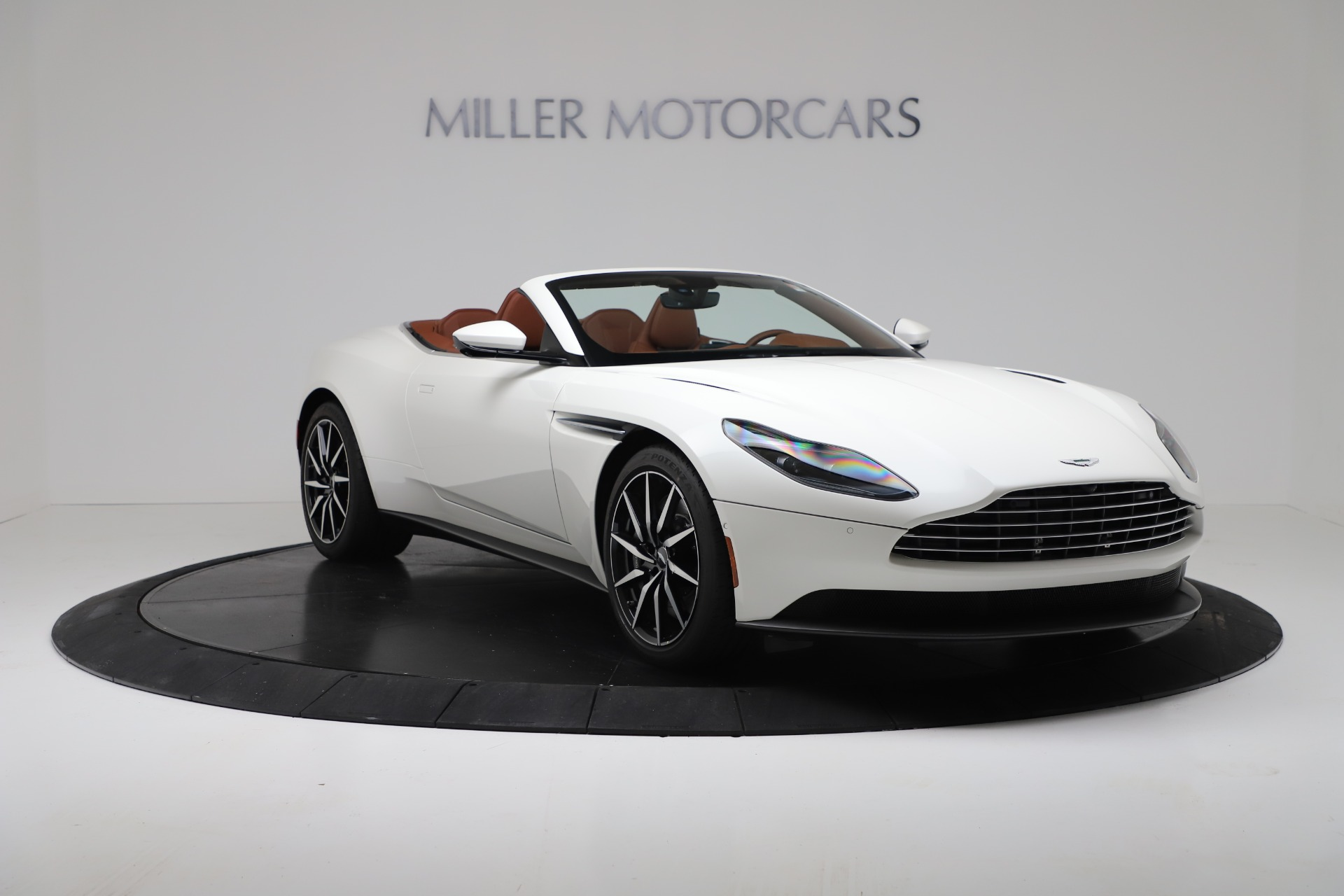 New 2019 Aston Martin DB11 V8 Convertible For Sale In Westport, CT 3344_p11