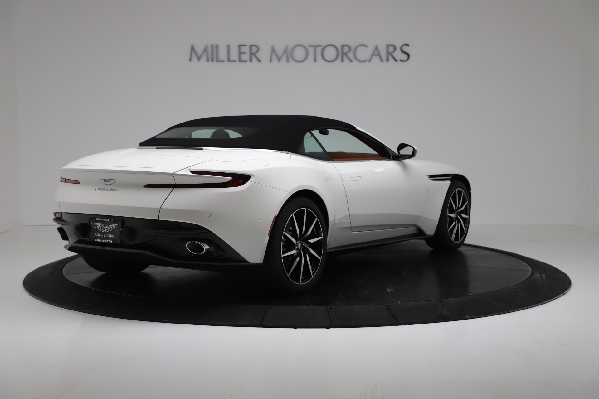 New 2019 Aston Martin DB11 V8 Convertible For Sale In Westport, CT 3344_p16