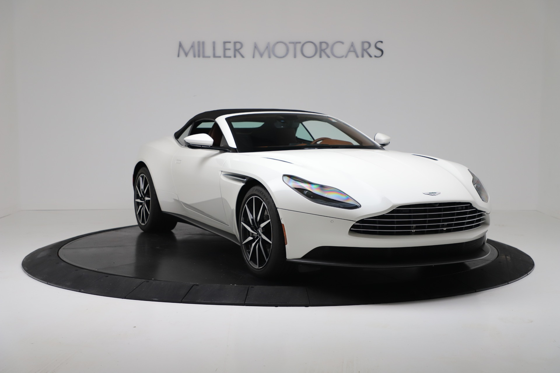 New 2019 Aston Martin DB11 V8 Convertible For Sale In Westport, CT 3344_p18
