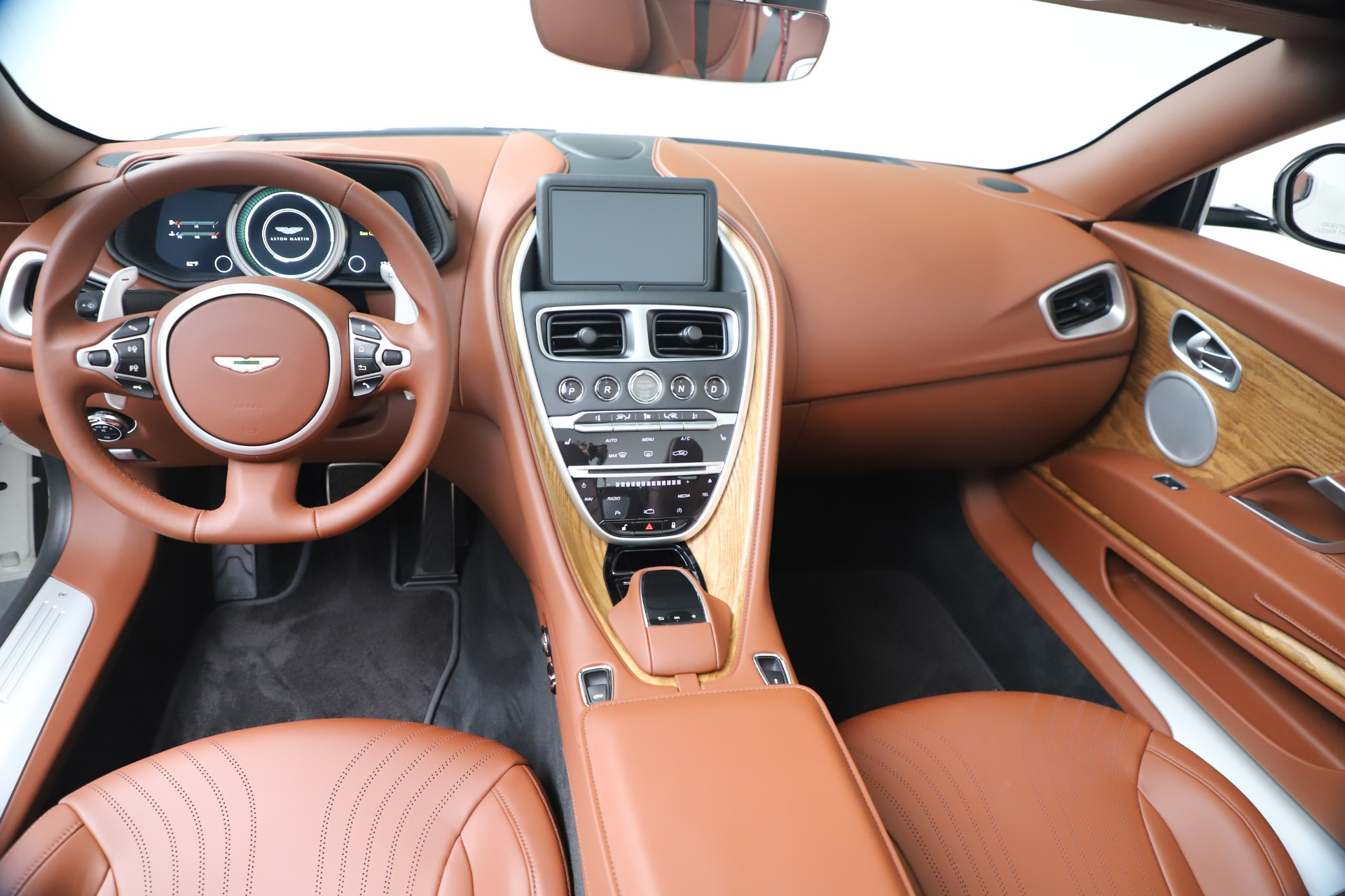 New 2019 Aston Martin DB11 V8 For Sale In Westport, CT 3344_p26
