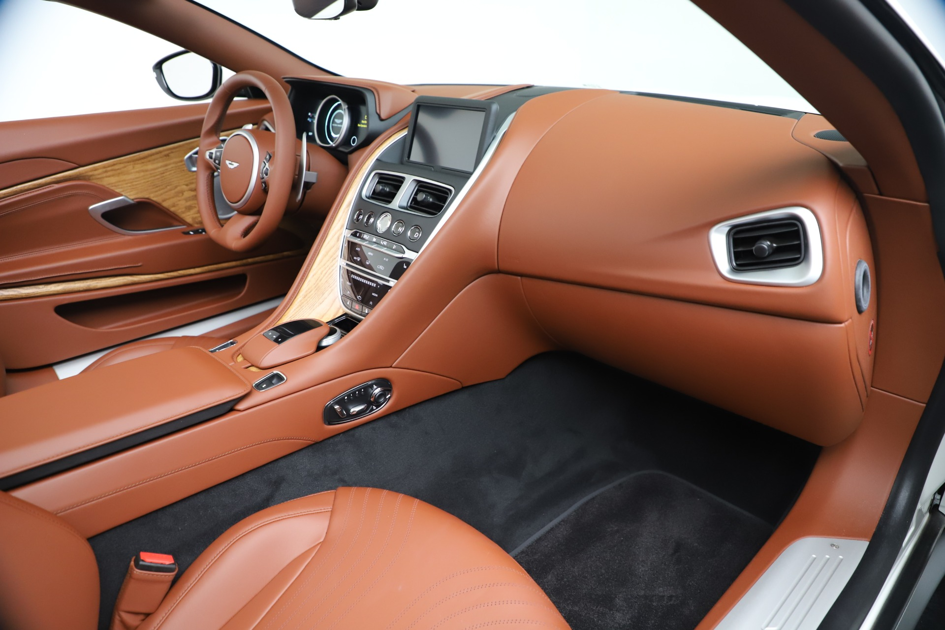New 2019 Aston Martin DB11 V8 Convertible For Sale In Westport, CT 3344_p27