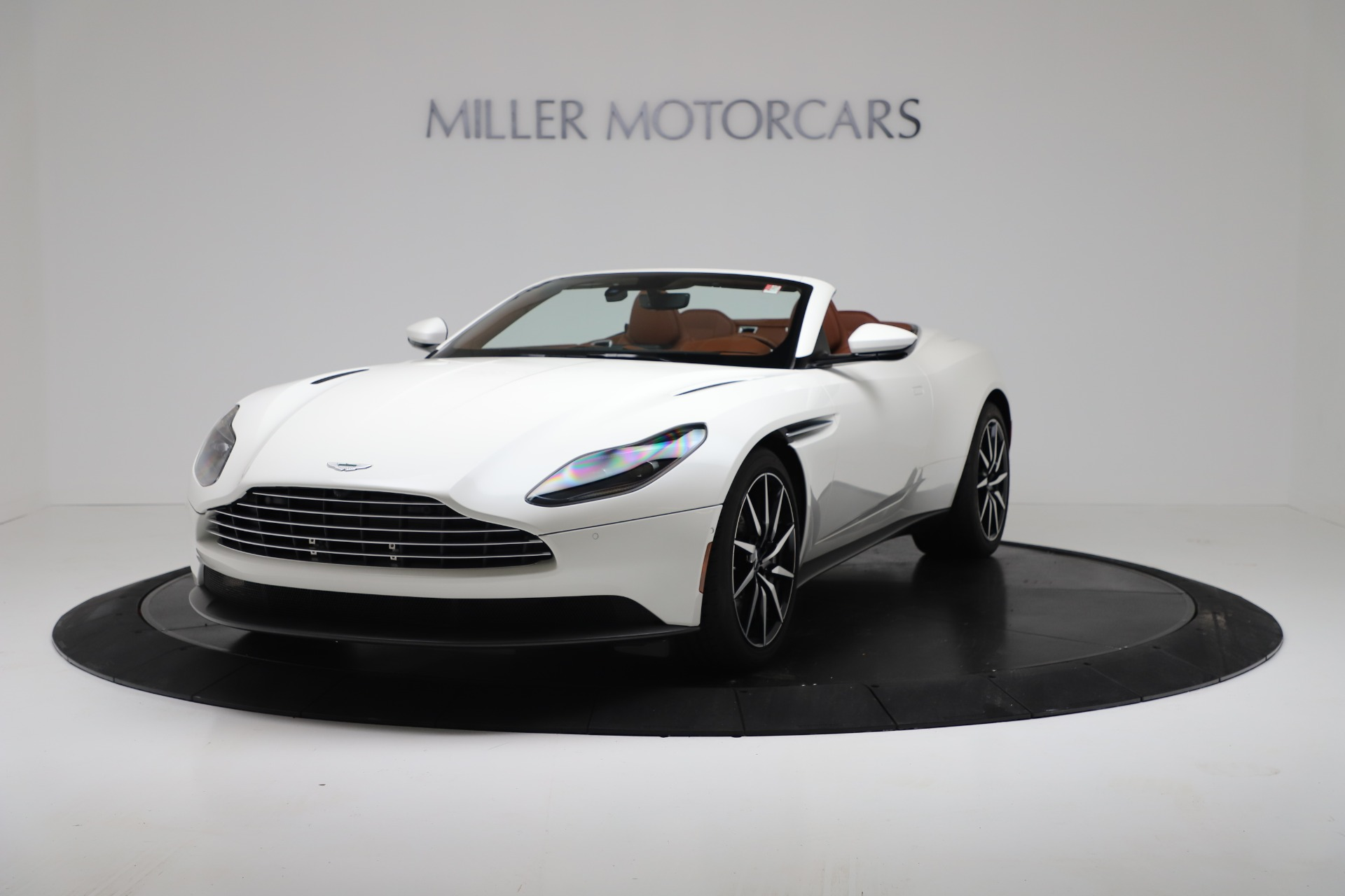 New 2019 Aston Martin DB11 V8 For Sale In Westport, CT 3344_p2