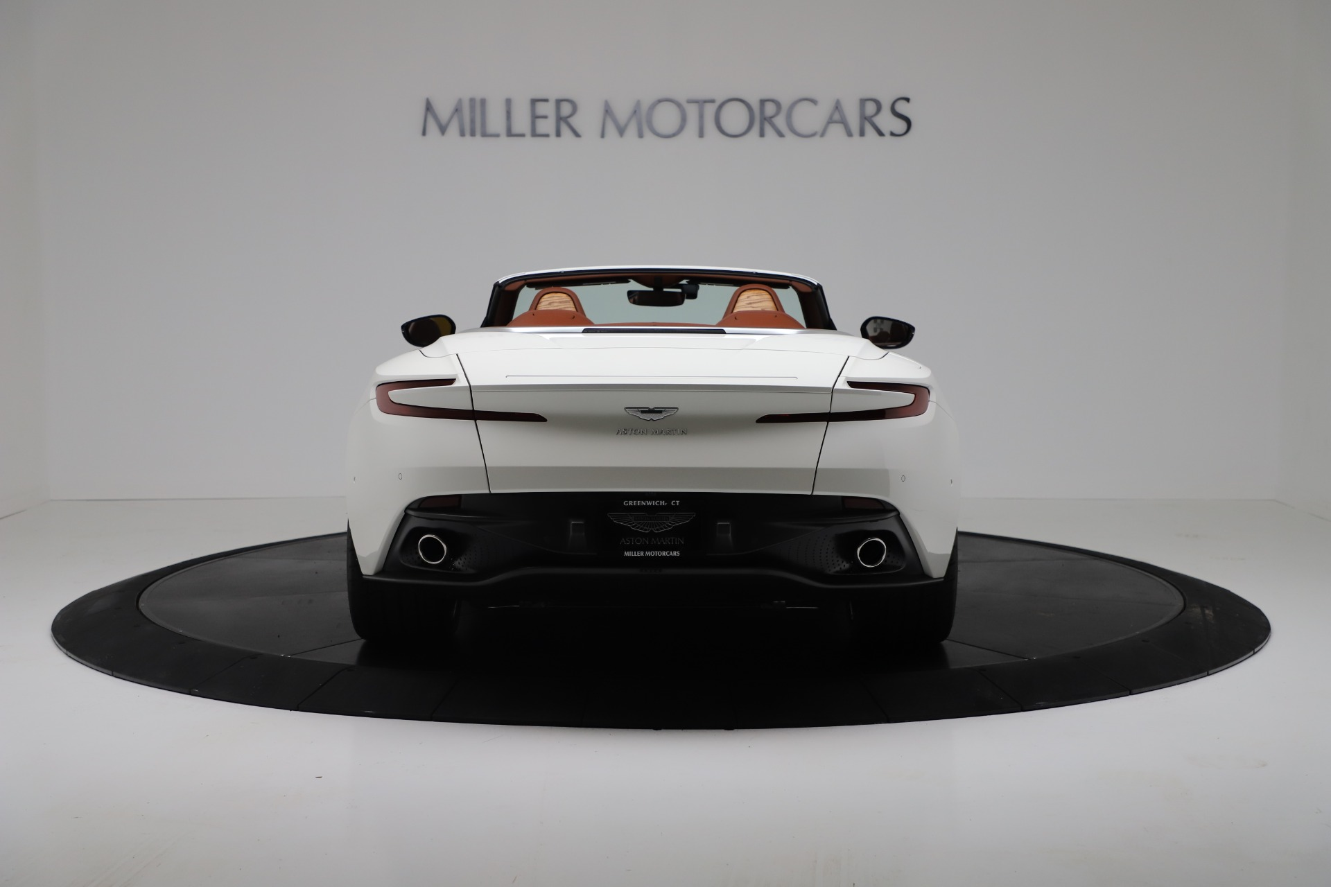 New 2019 Aston Martin DB11 V8 For Sale In Westport, CT 3344_p6