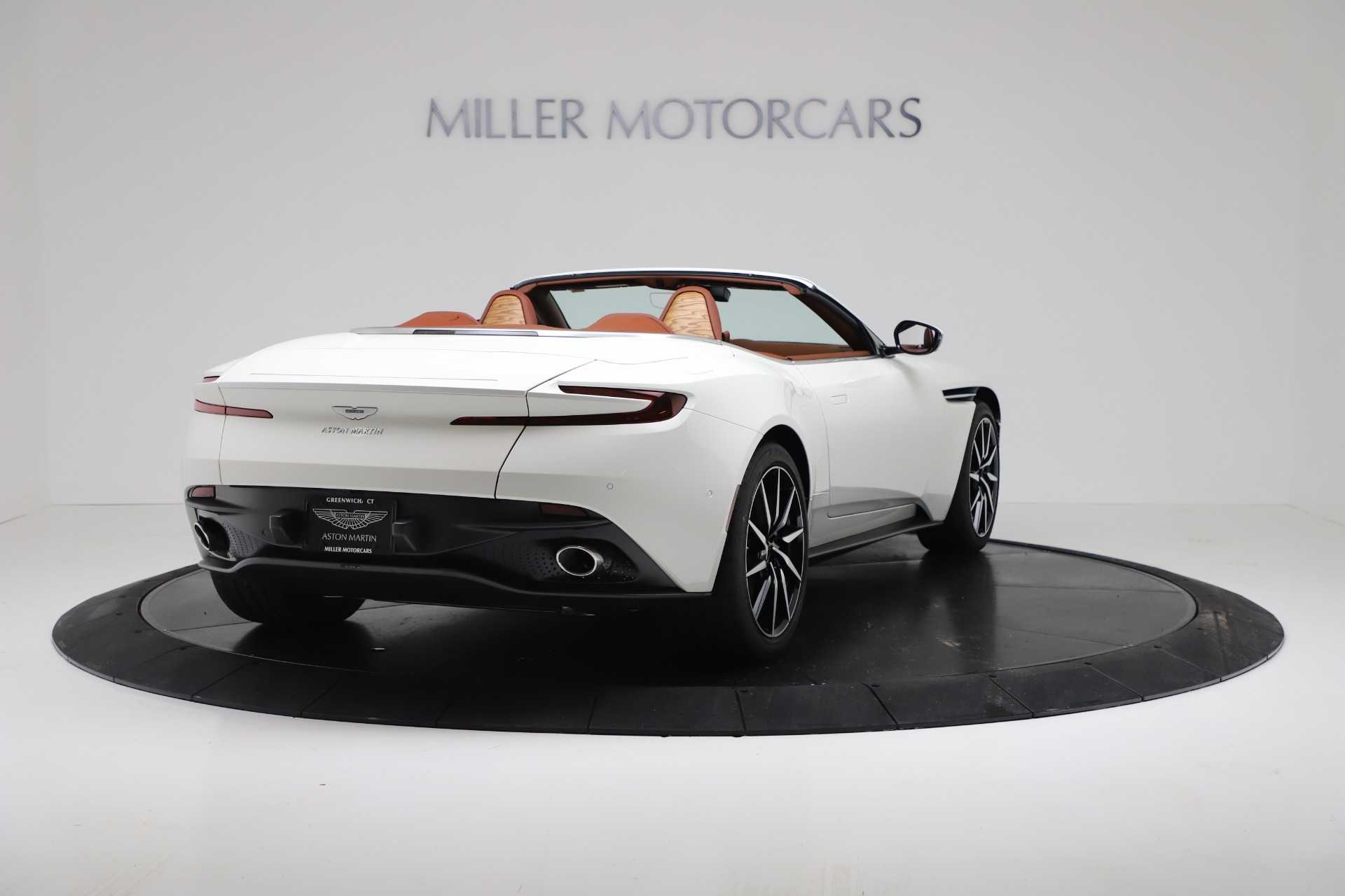 New 2019 Aston Martin DB11 V8 Convertible For Sale In Westport, CT 3344_p7