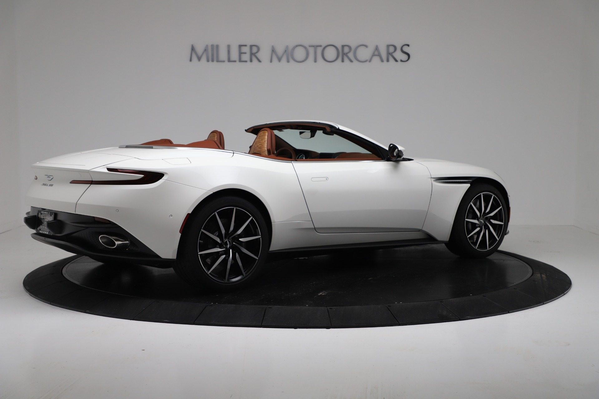 New 2019 Aston Martin DB11 V8 Convertible For Sale In Westport, CT 3344_p8