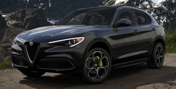 New 2019 Alfa Romeo Stelvio Ti Sport Q4 For Sale In Westport, CT 3345_main