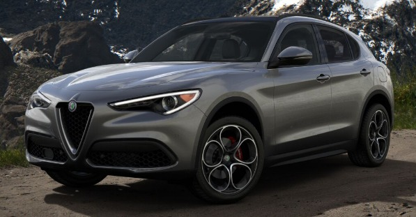 New 2019 Alfa Romeo Stelvio Ti Sport Q4 For Sale In Westport, CT 3346_main
