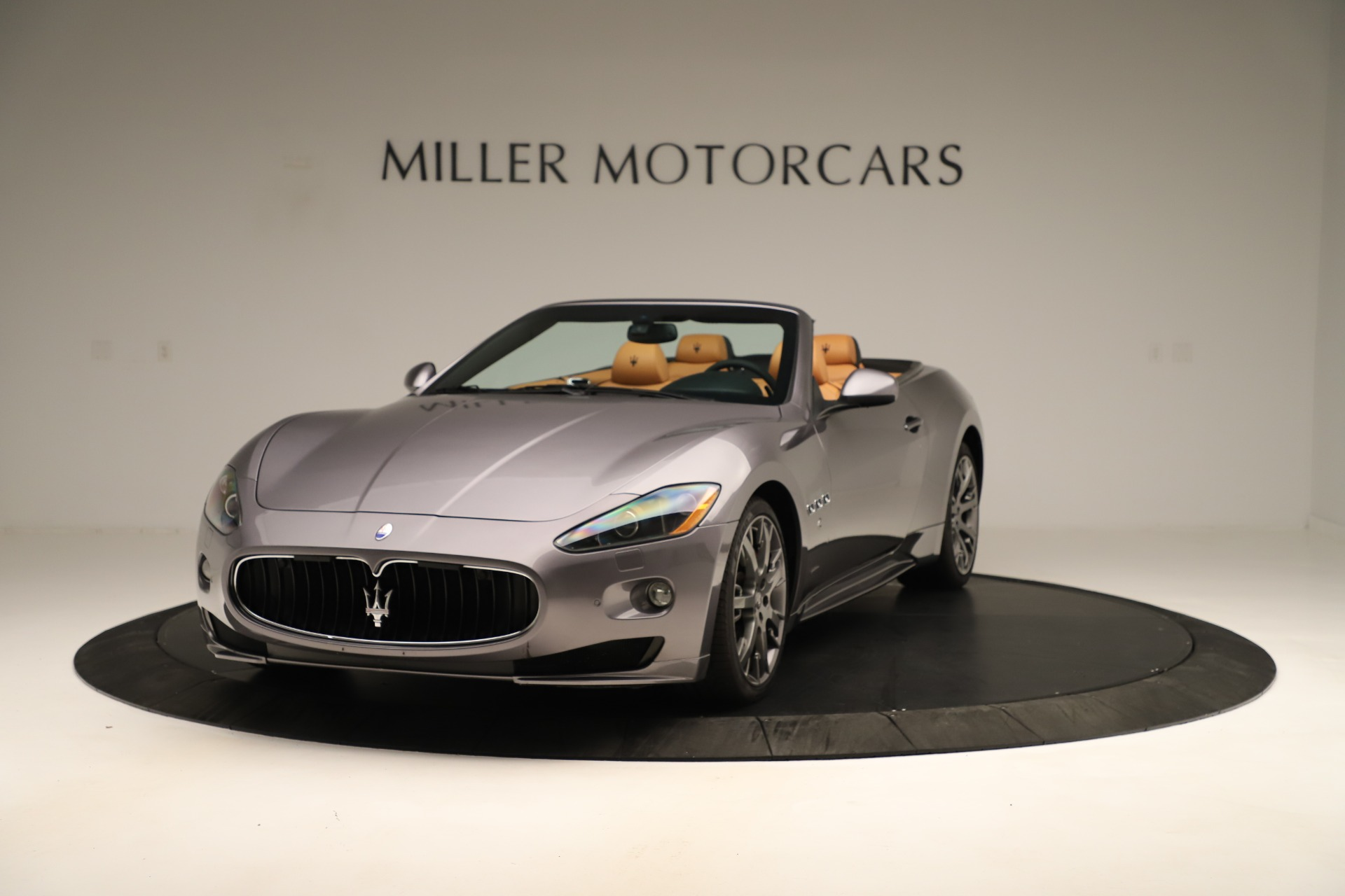 Used 2012 Maserati GranTurismo Sport For Sale In Westport, CT 3348_main