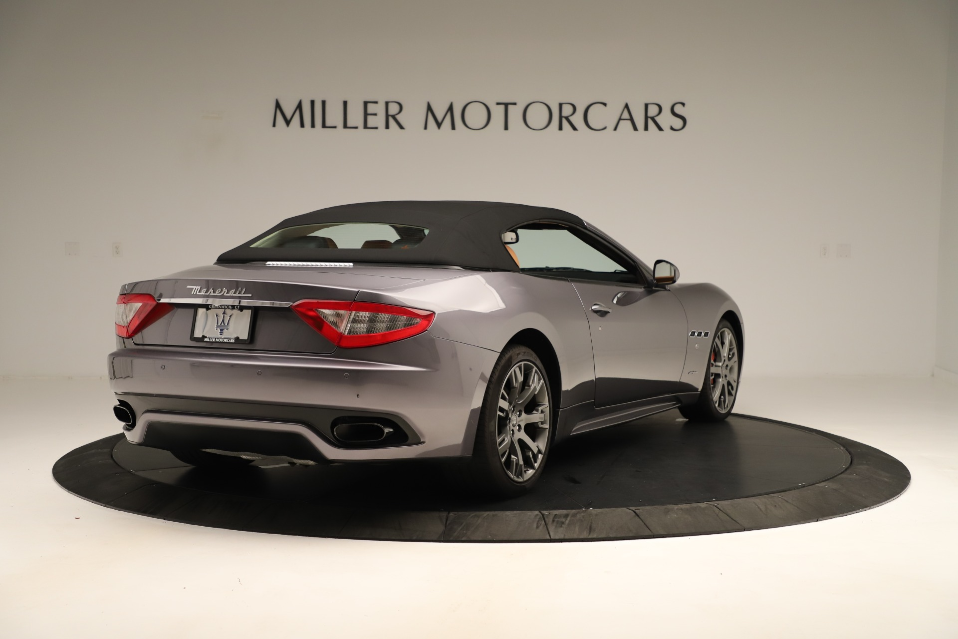 Used 2012 Maserati GranTurismo Sport For Sale In Westport, CT 3348_p16