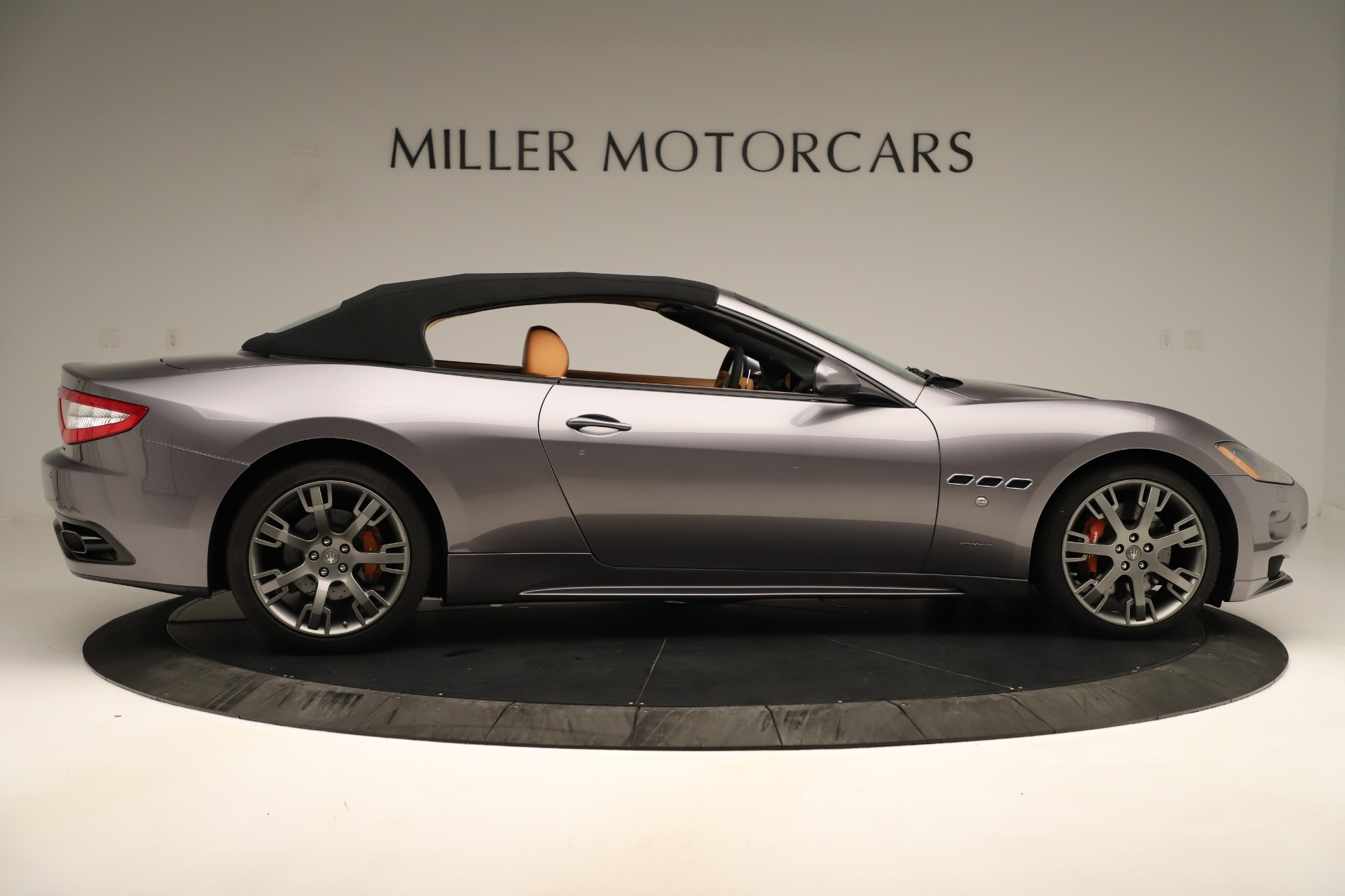 Used 2012 Maserati GranTurismo Sport For Sale In Westport, CT 3348_p17