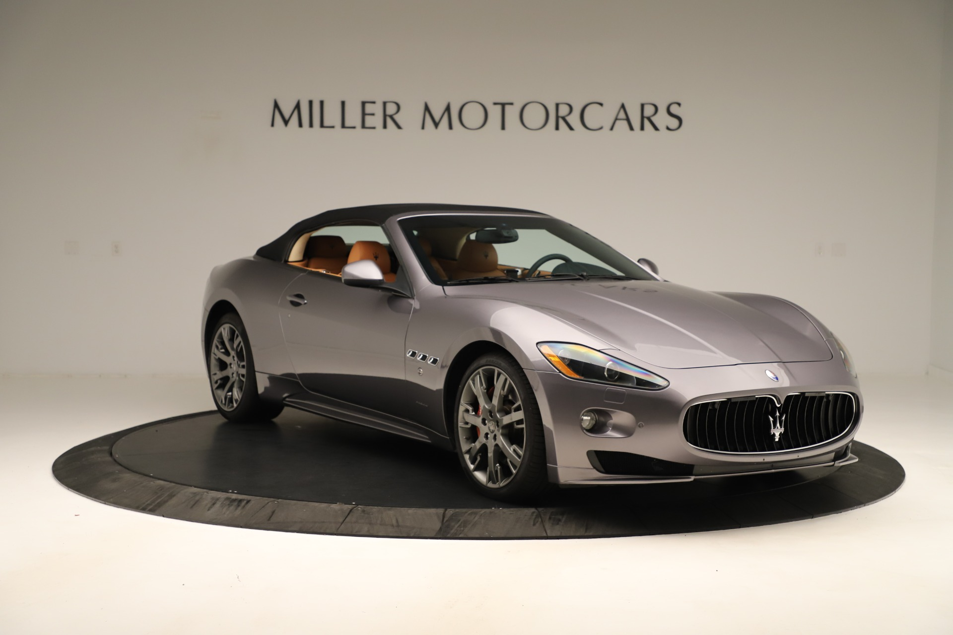 Used 2012 Maserati GranTurismo Sport For Sale In Westport, CT 3348_p18