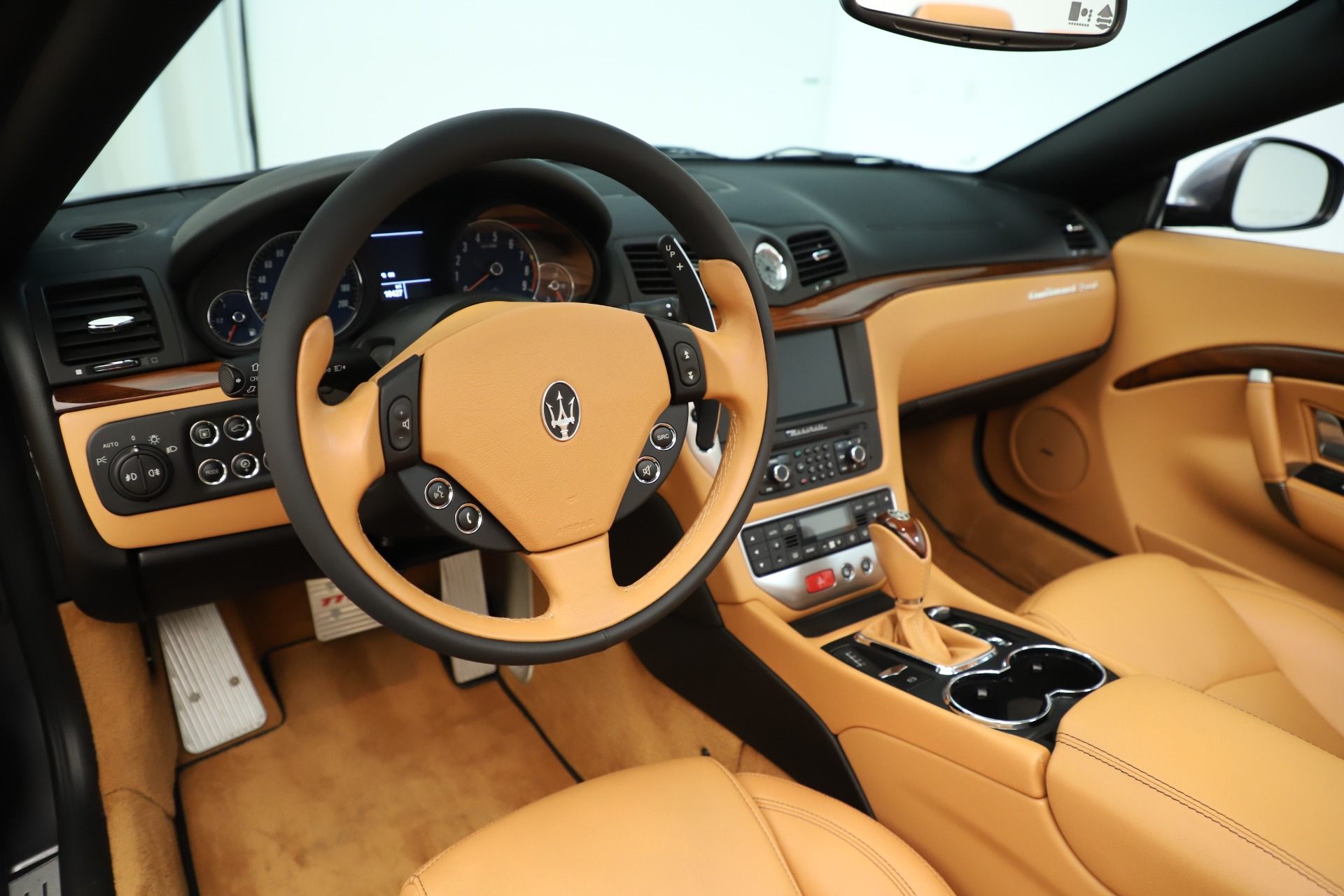 Used 2012 Maserati GranTurismo Sport For Sale In Westport, CT 3348_p19